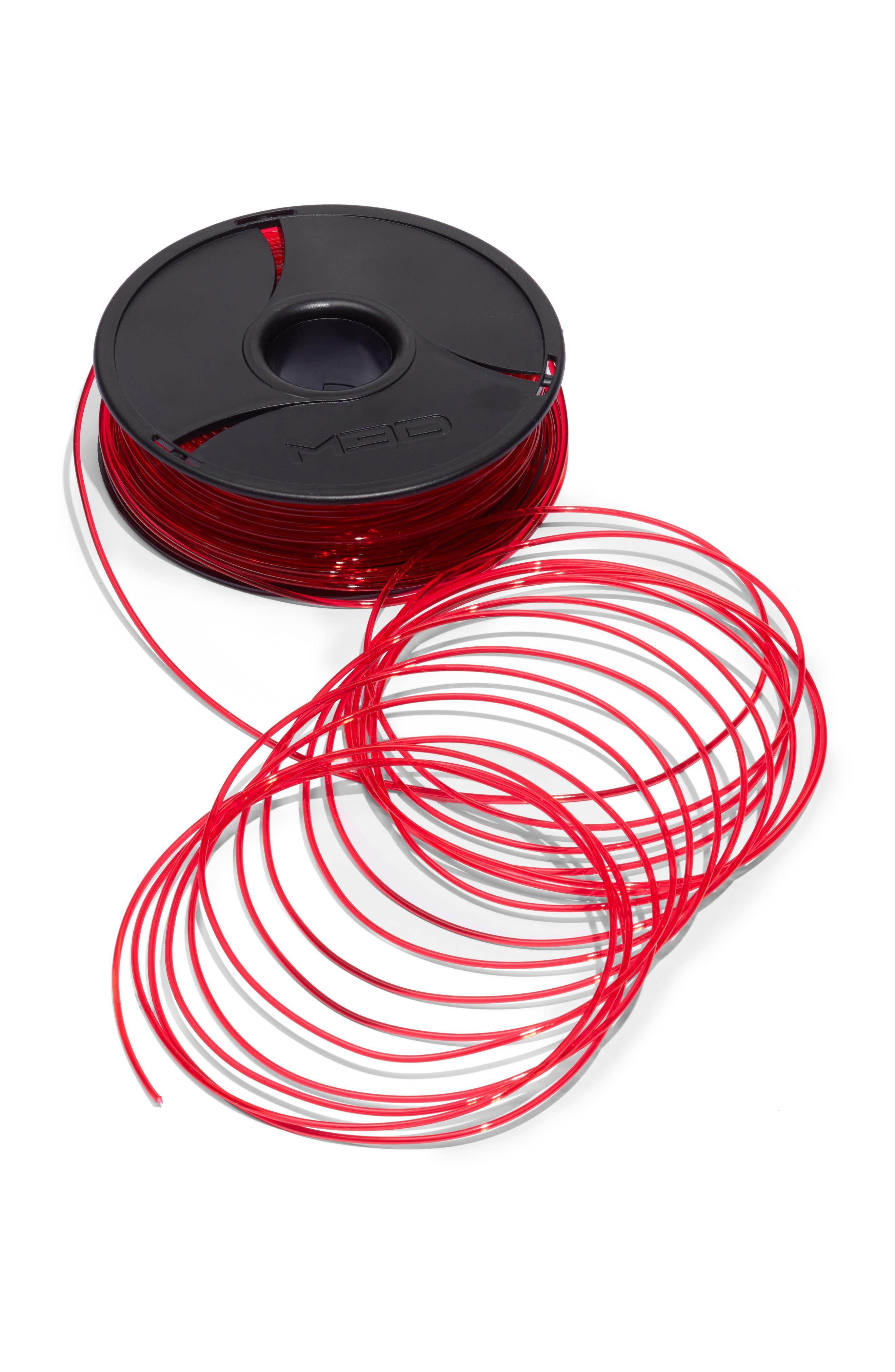 PLA Filament, Main, color, DEEP CRIMSON