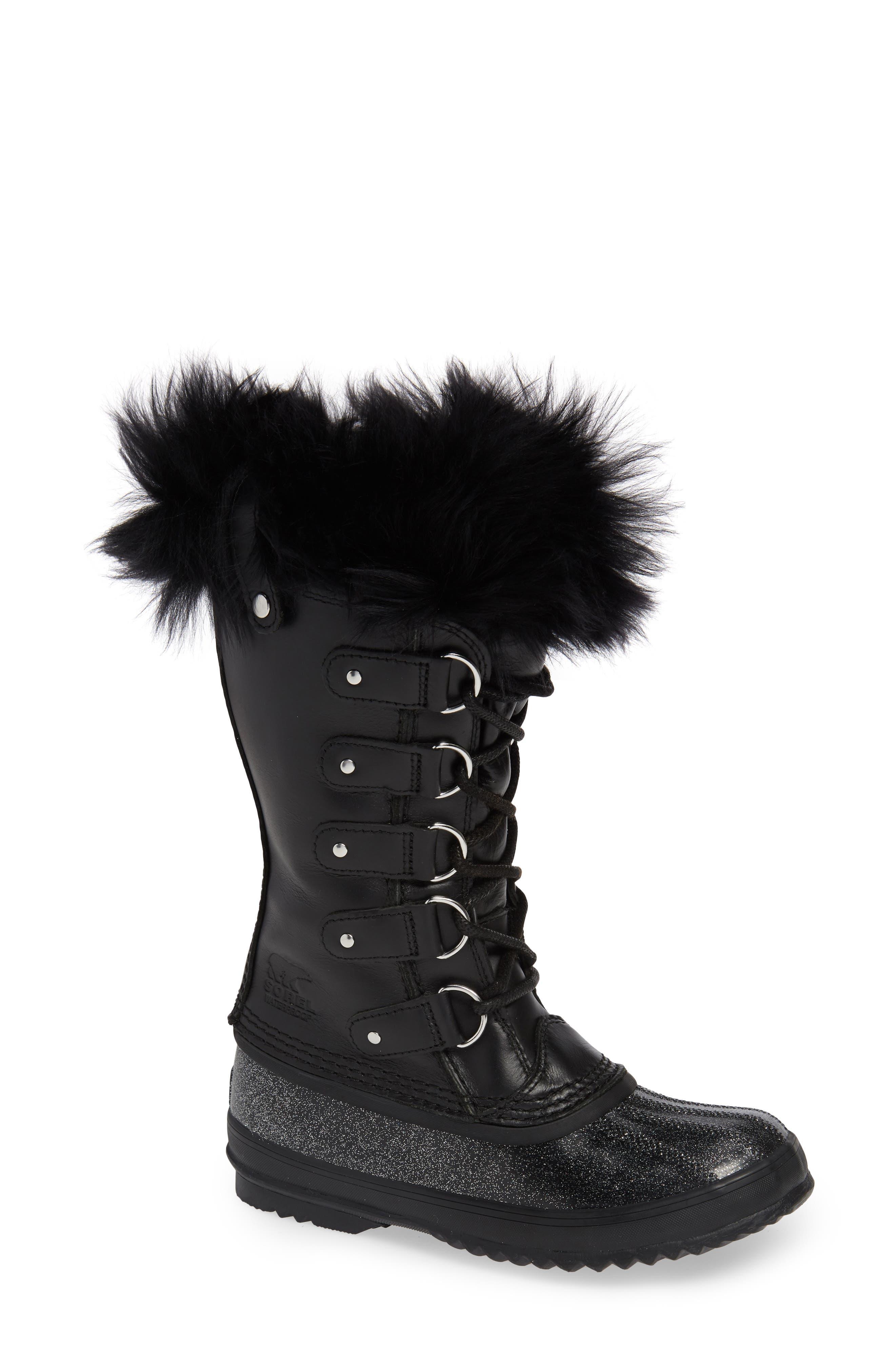 063fe14e46f  300 Women s Sorel Joan Of Arctic(TM) Lux Waterproof Winter Boot With  Genuine Shearling