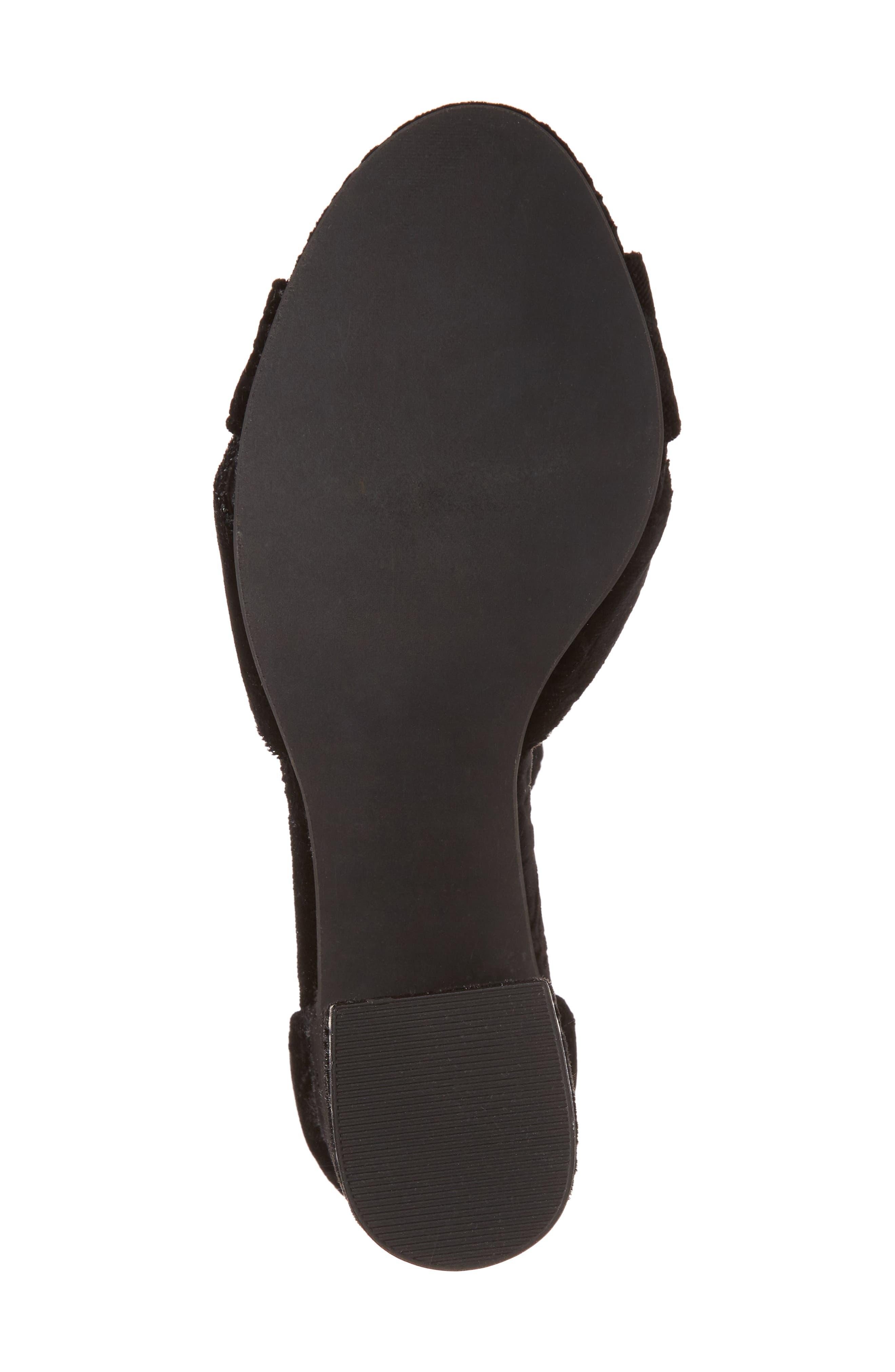 BP Casey Ankle Strap Sandal,                             Alternate thumbnail 6, color,                             006
