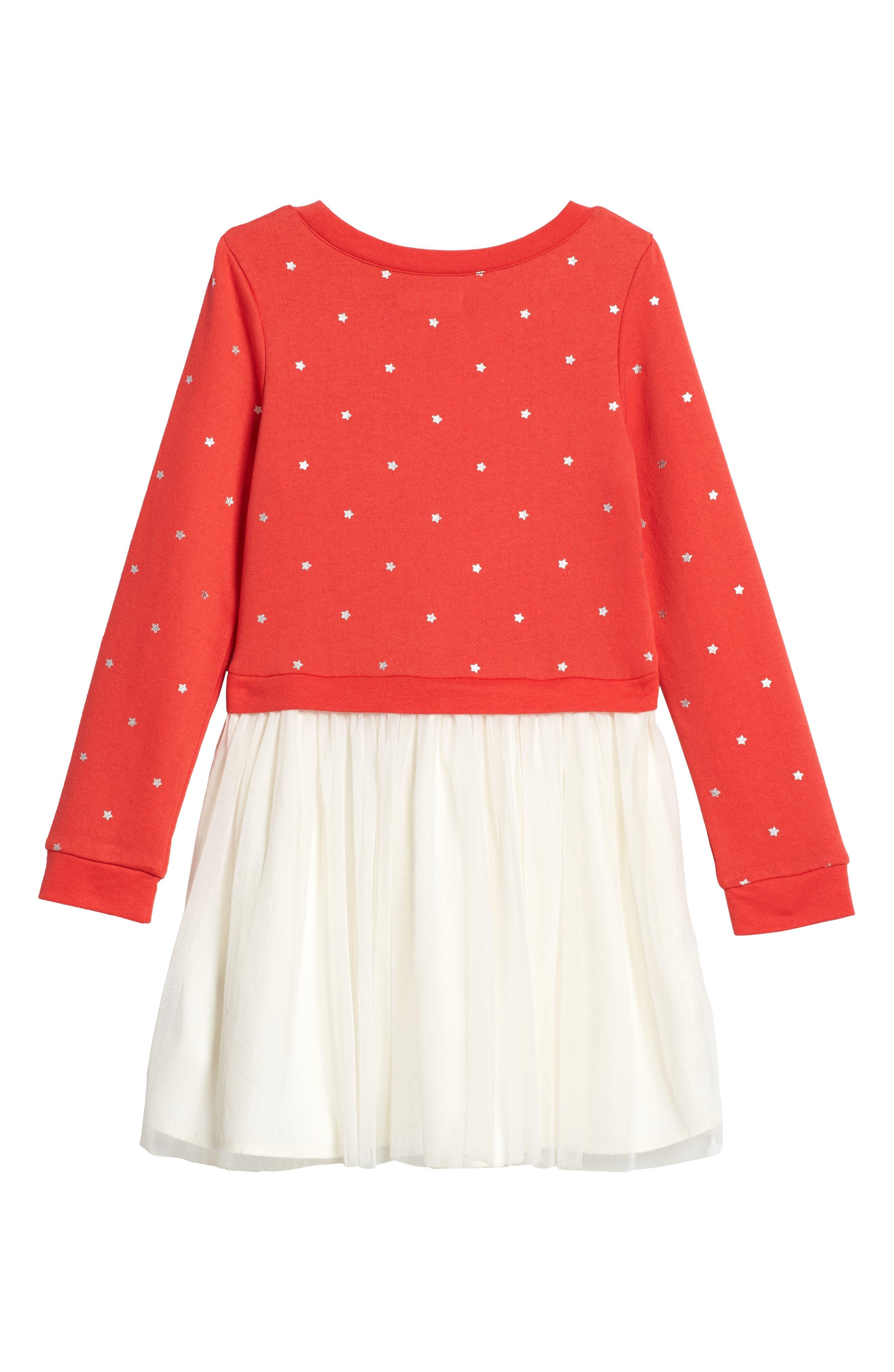 Tutu Dress,                             Alternate thumbnail 2, color,                             610