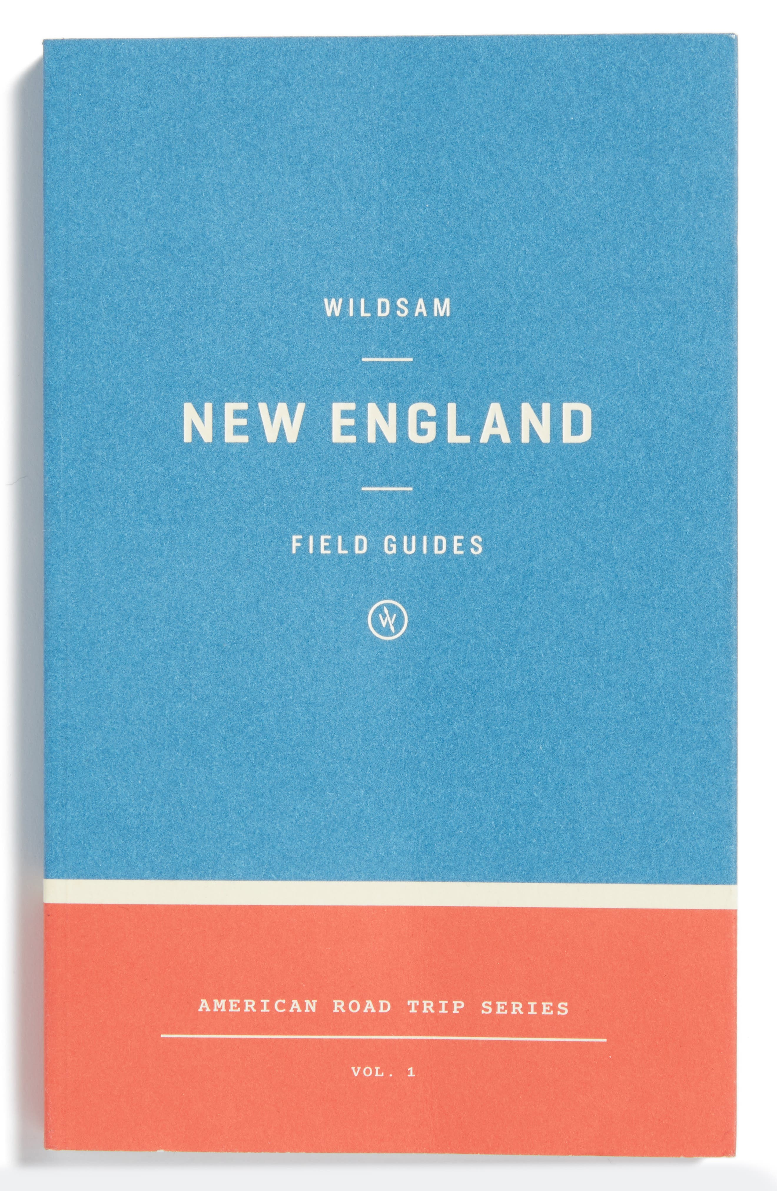 New England Road Trip Guide Book,                         Main,                         color, NEW ENGLAND