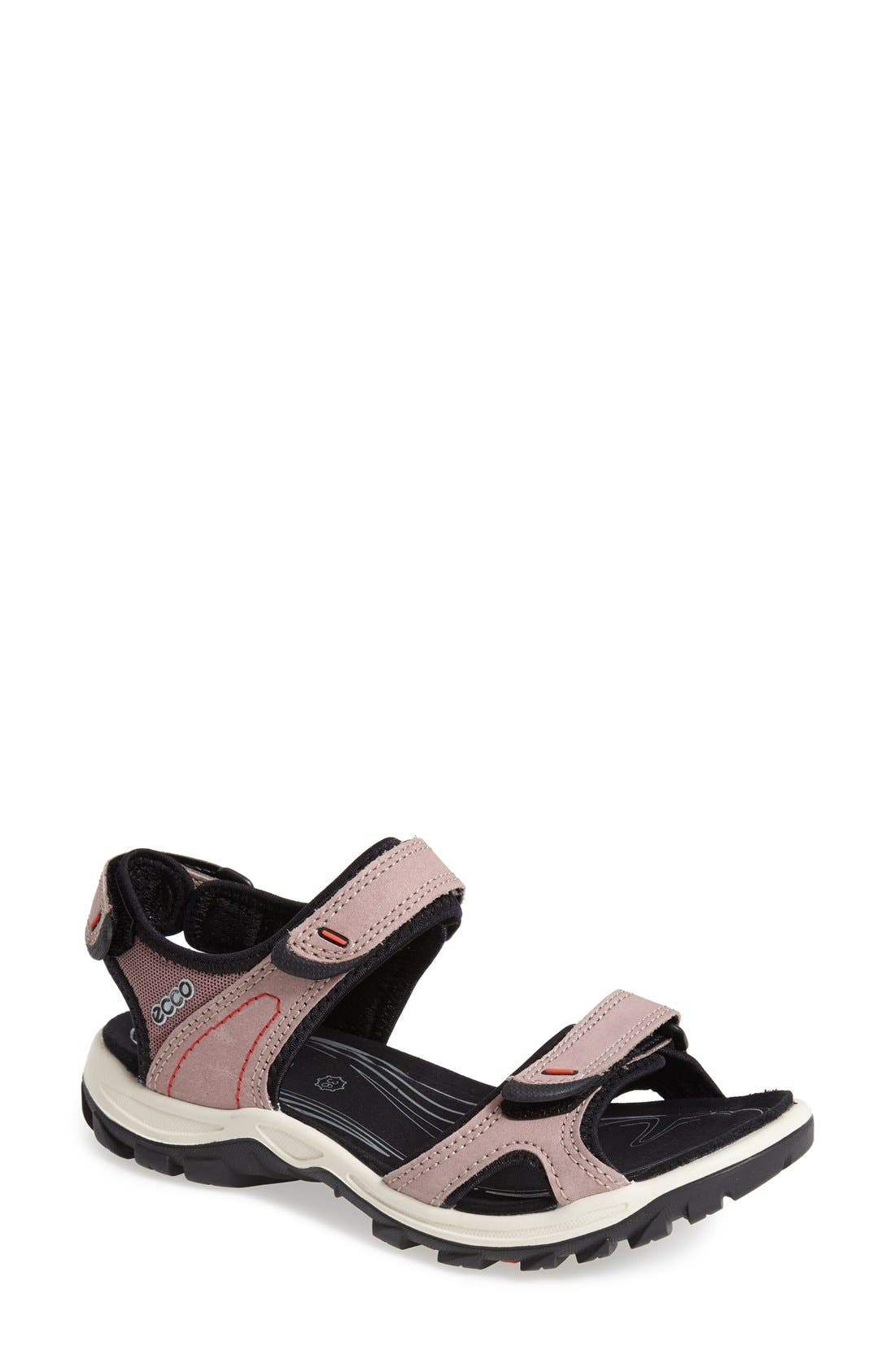 'Offroad' Lightweight Sandal,                             Main thumbnail 6, color,