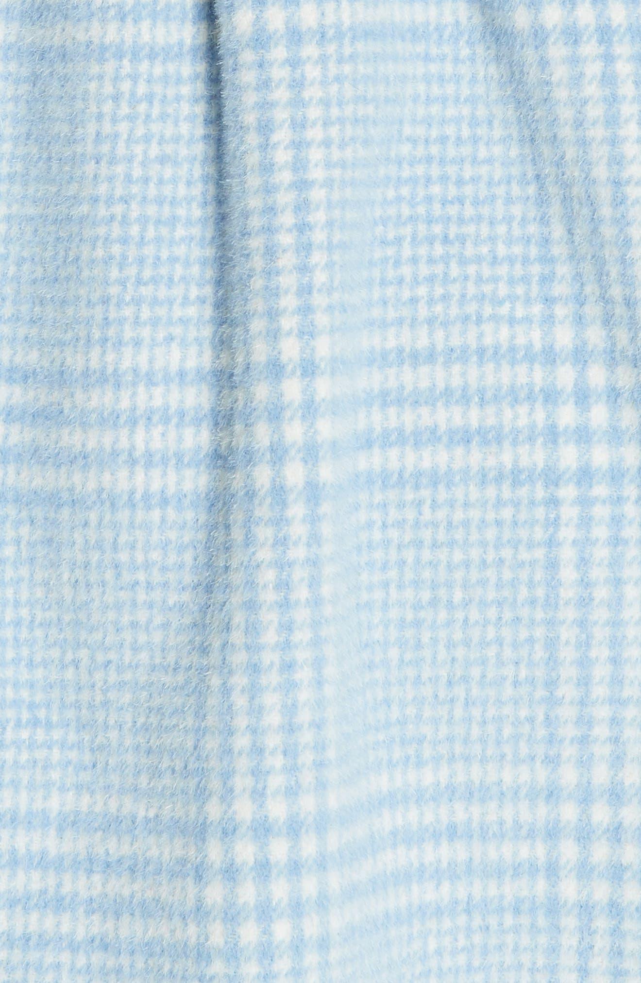 Woodside Coat,                             Alternate thumbnail 6, color,                             SERENITY BLUE