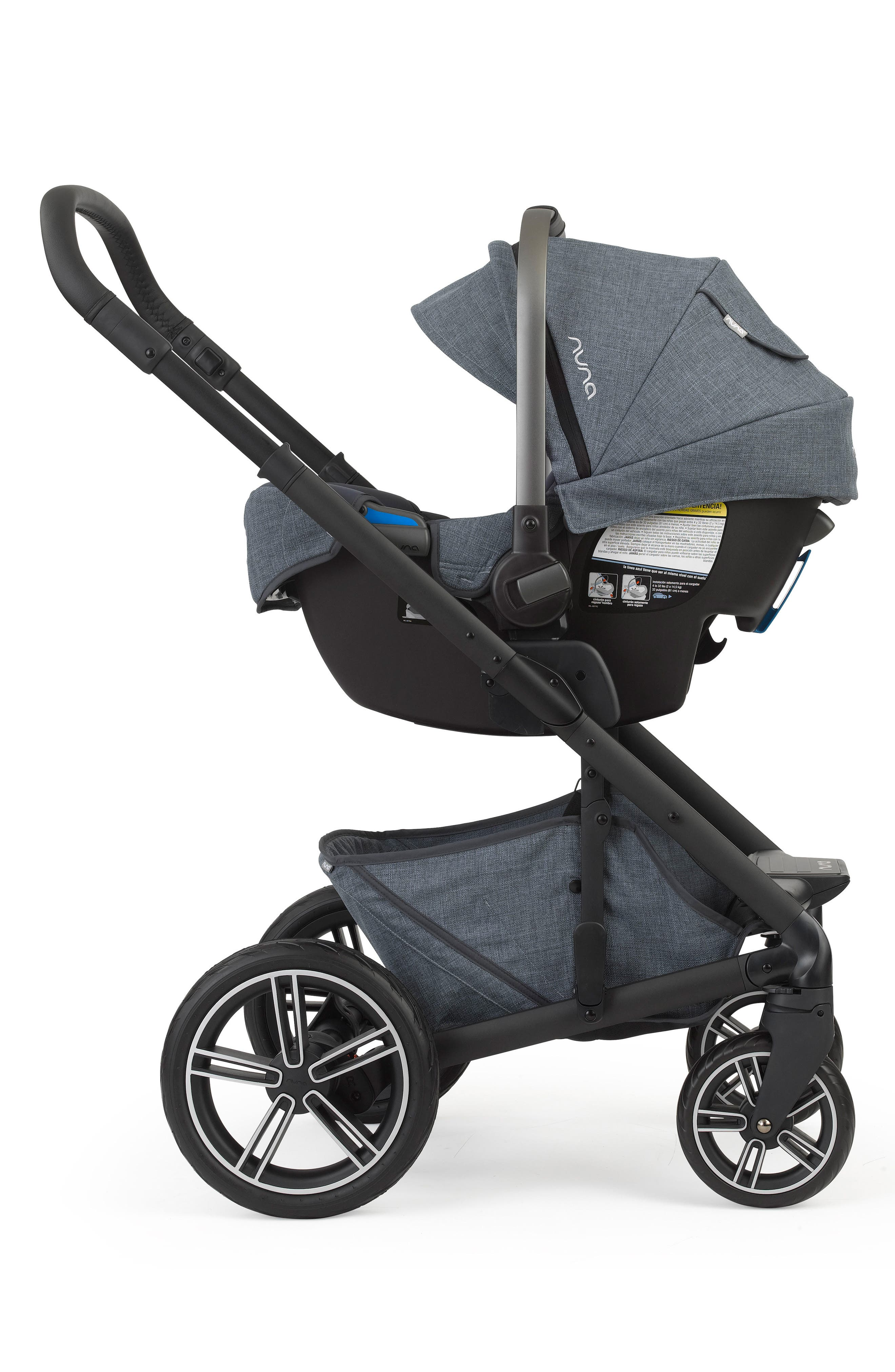 MIXX<sup>™</sup> 2 Stroller System & PIPA<sup>™</sup> Car Seat Set,                             Alternate thumbnail 9, color,