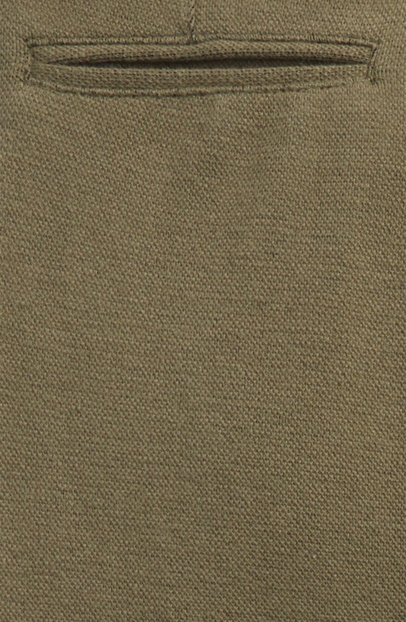 Jersey Chino Pants,                             Alternate thumbnail 3, color,                             304