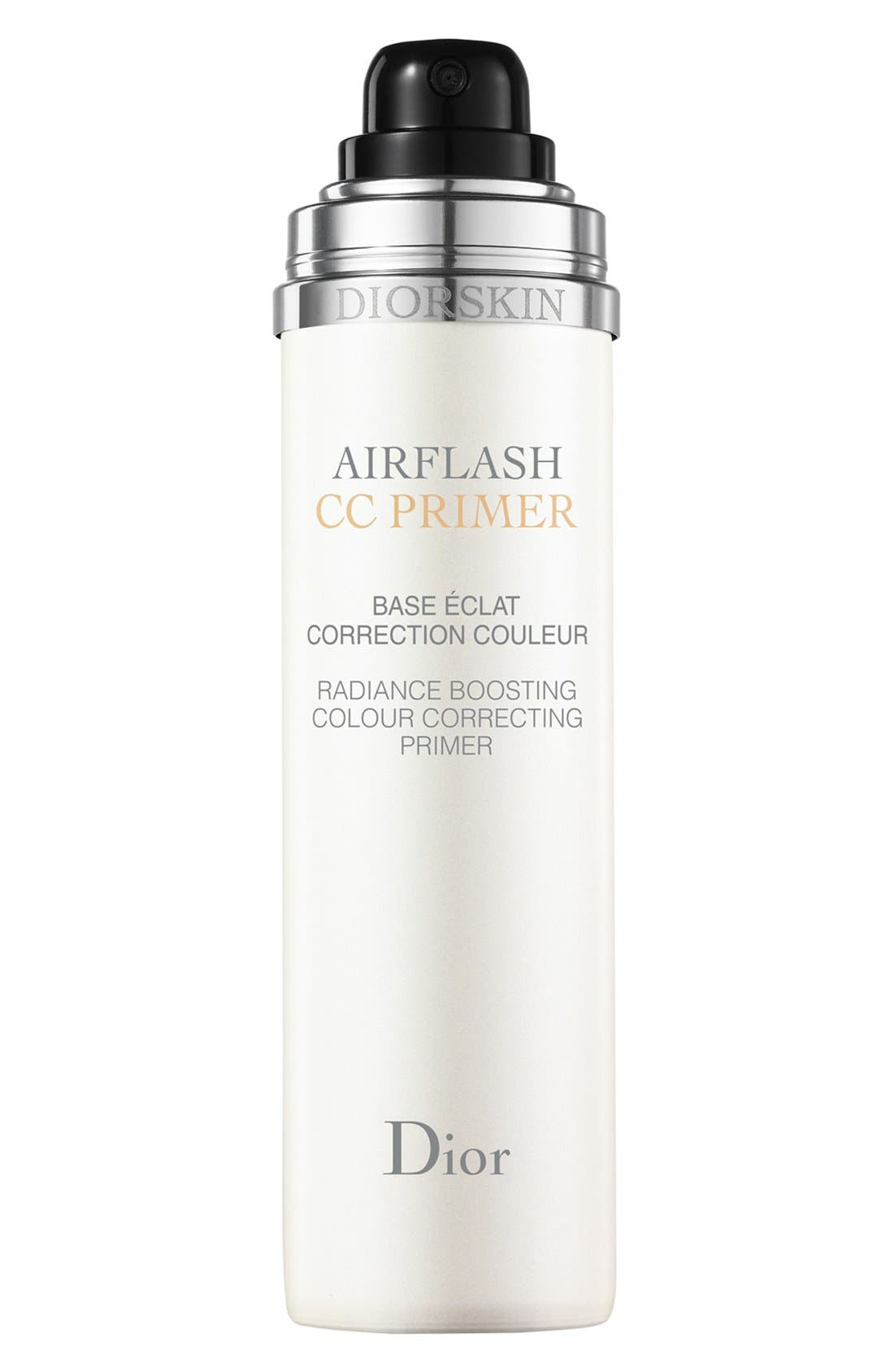 'Airflash - CC Primer' Radiance Boosting Color Correcting Primer,                             Main thumbnail 1, color,