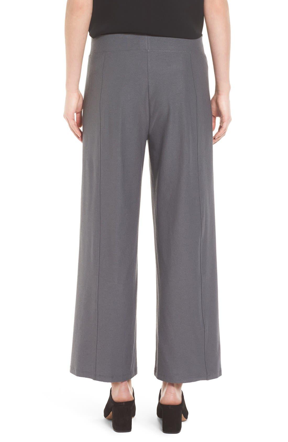 Wide Leg Crop Pants,                             Alternate thumbnail 11, color,