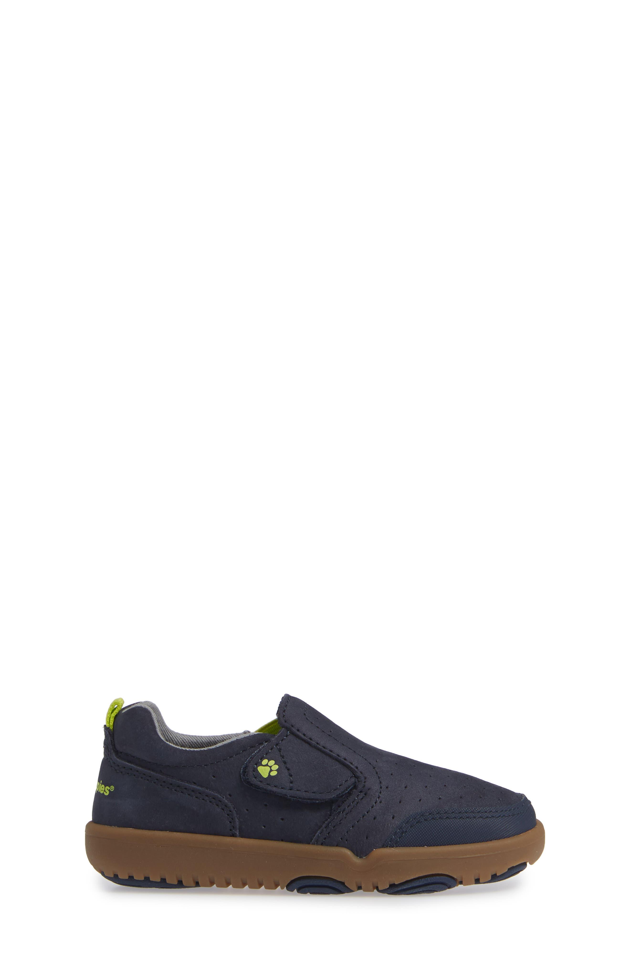 Marley Sneaker,                             Alternate thumbnail 3, color,                             NAVY
