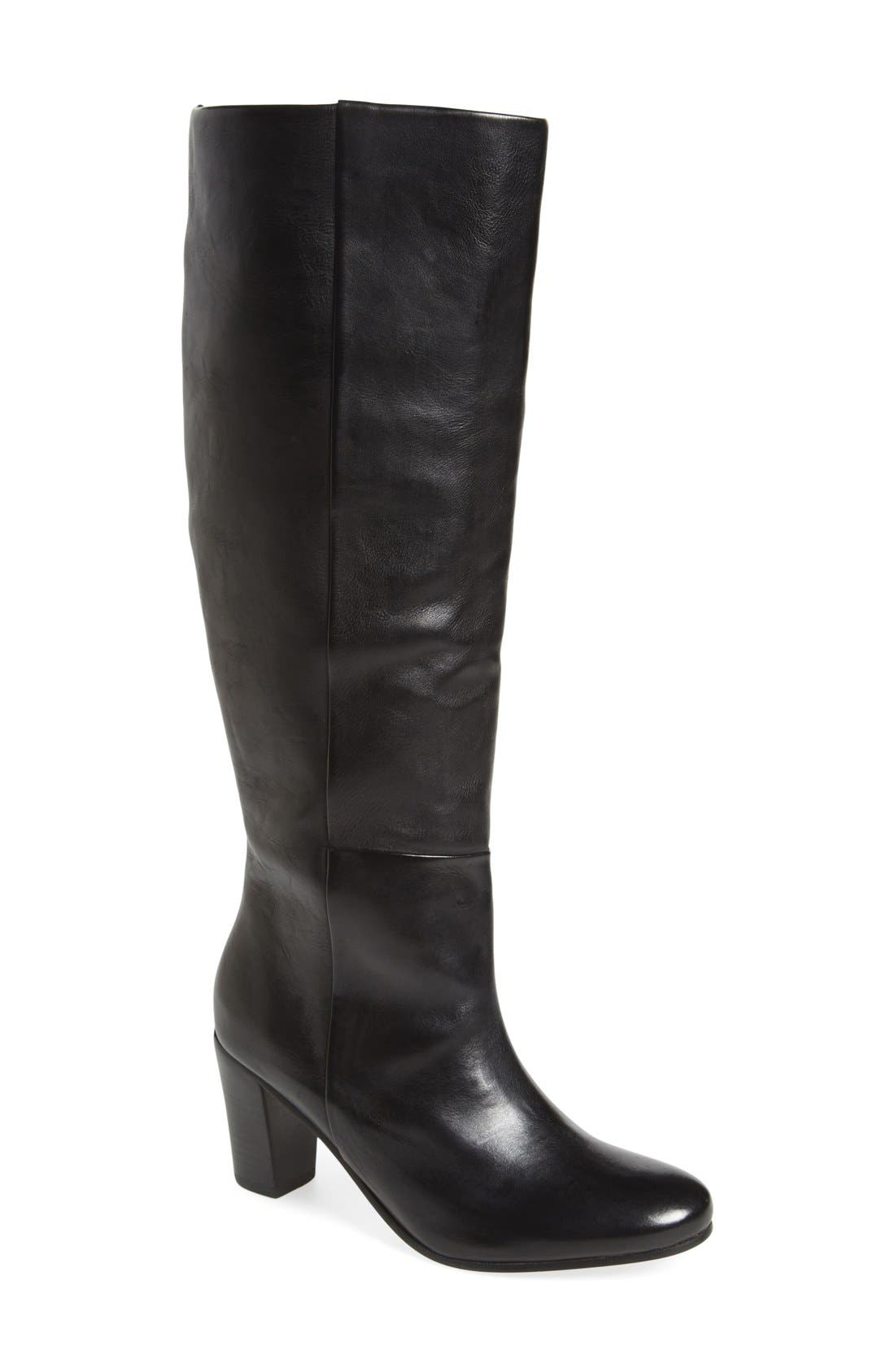 'Meredith' Boot,                         Main,                         color, 001