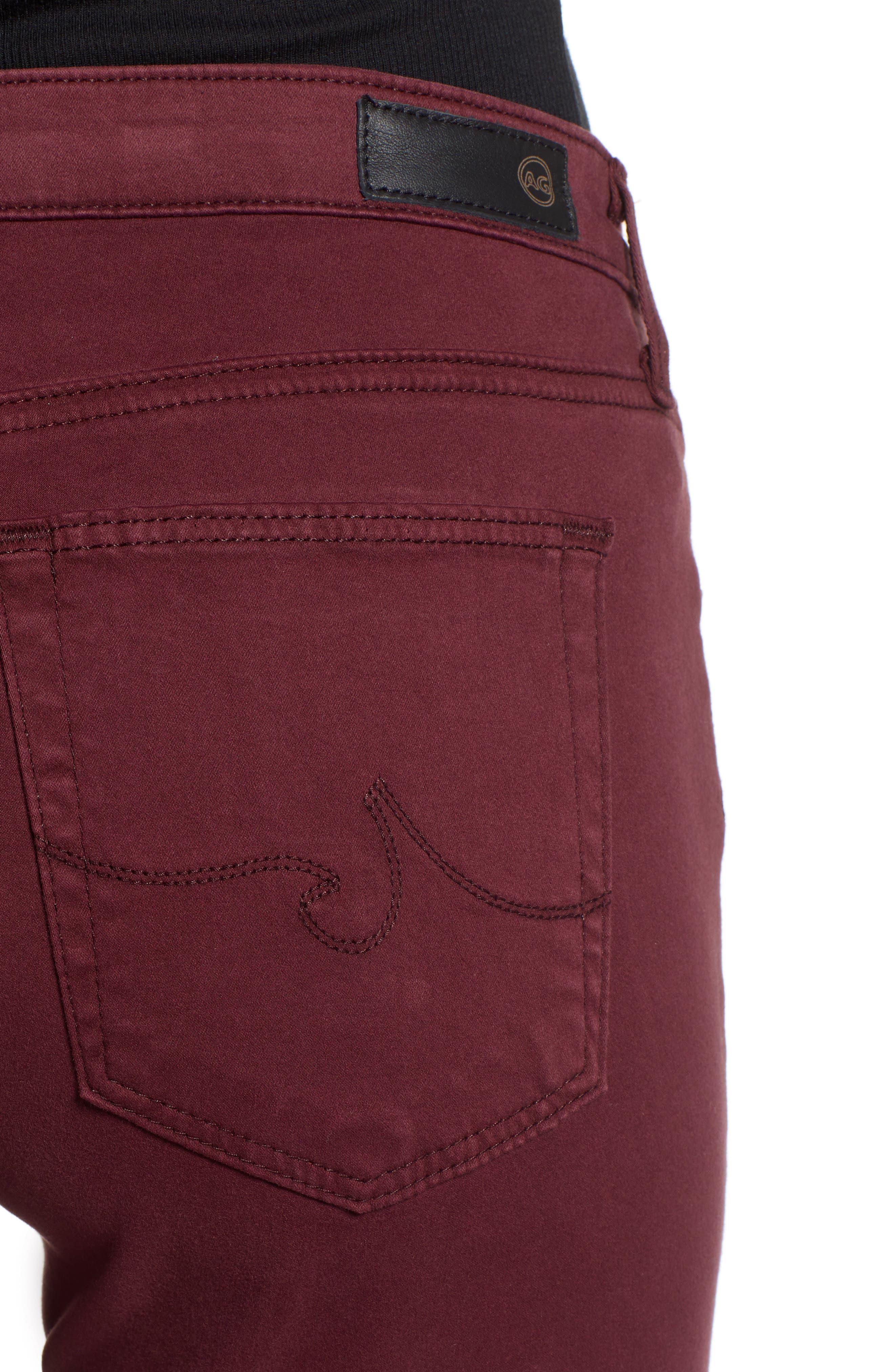 'The Prima' Cigarette Leg Skinny Jeans,                             Alternate thumbnail 101, color,