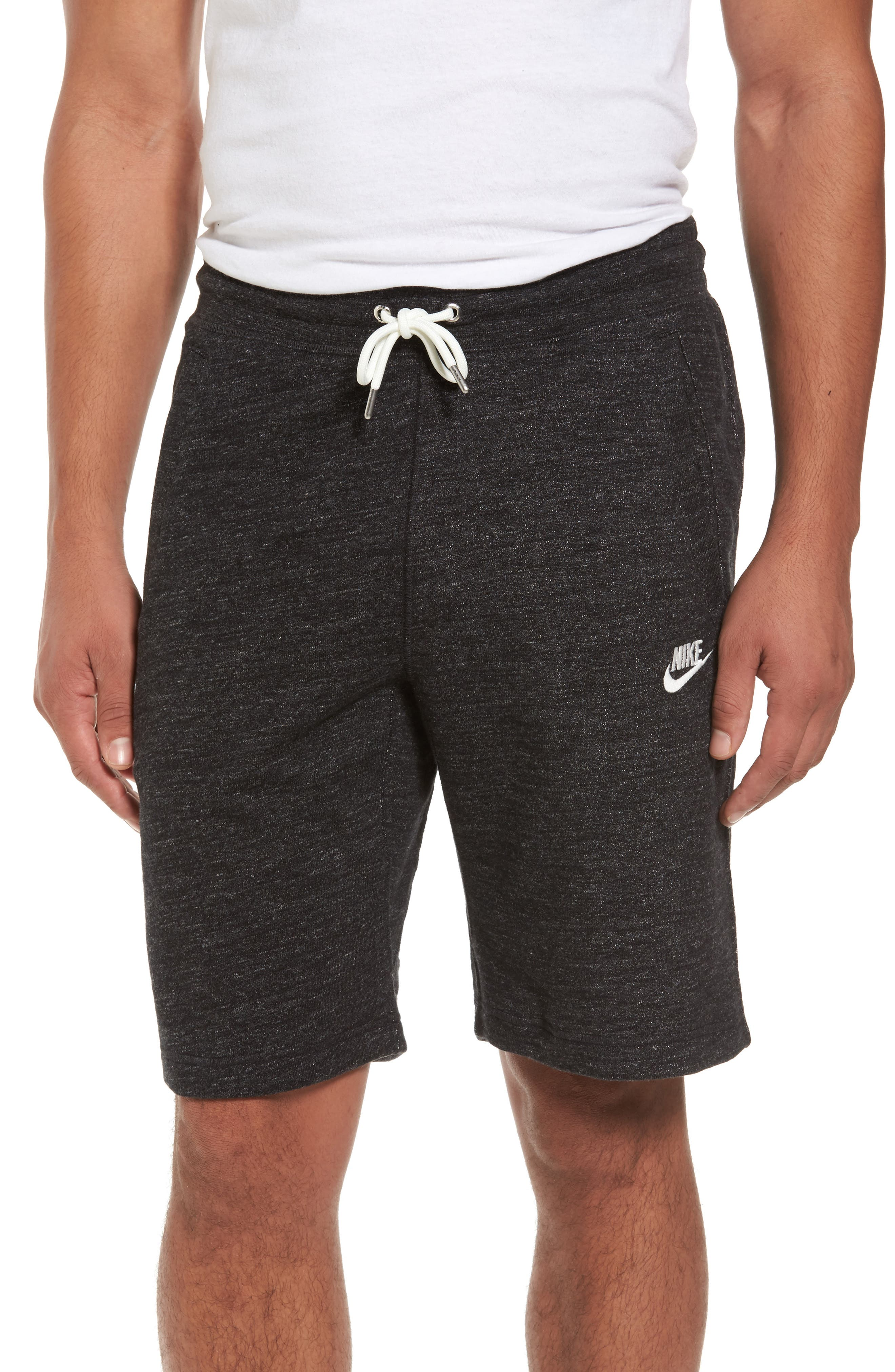 Legacy Knit Shorts,                             Main thumbnail 1, color,                             002