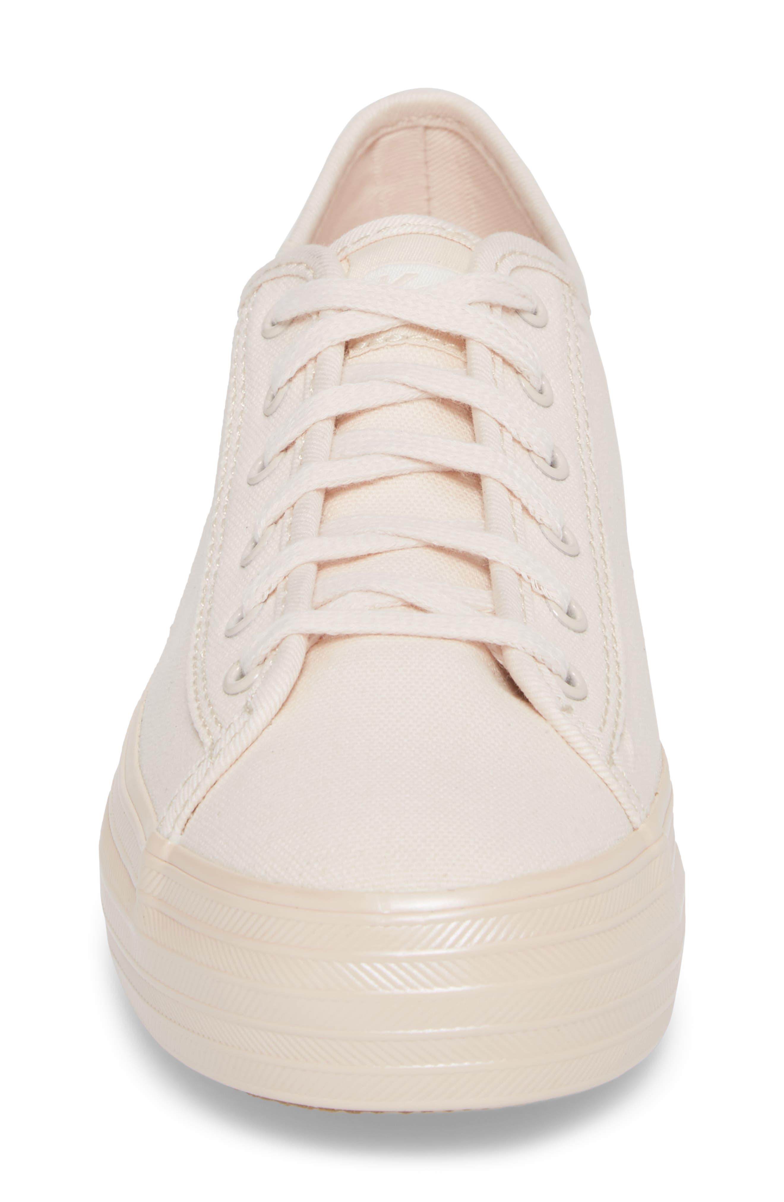 Triple Kick Lace-Up Sneaker,                             Alternate thumbnail 4, color,                             680