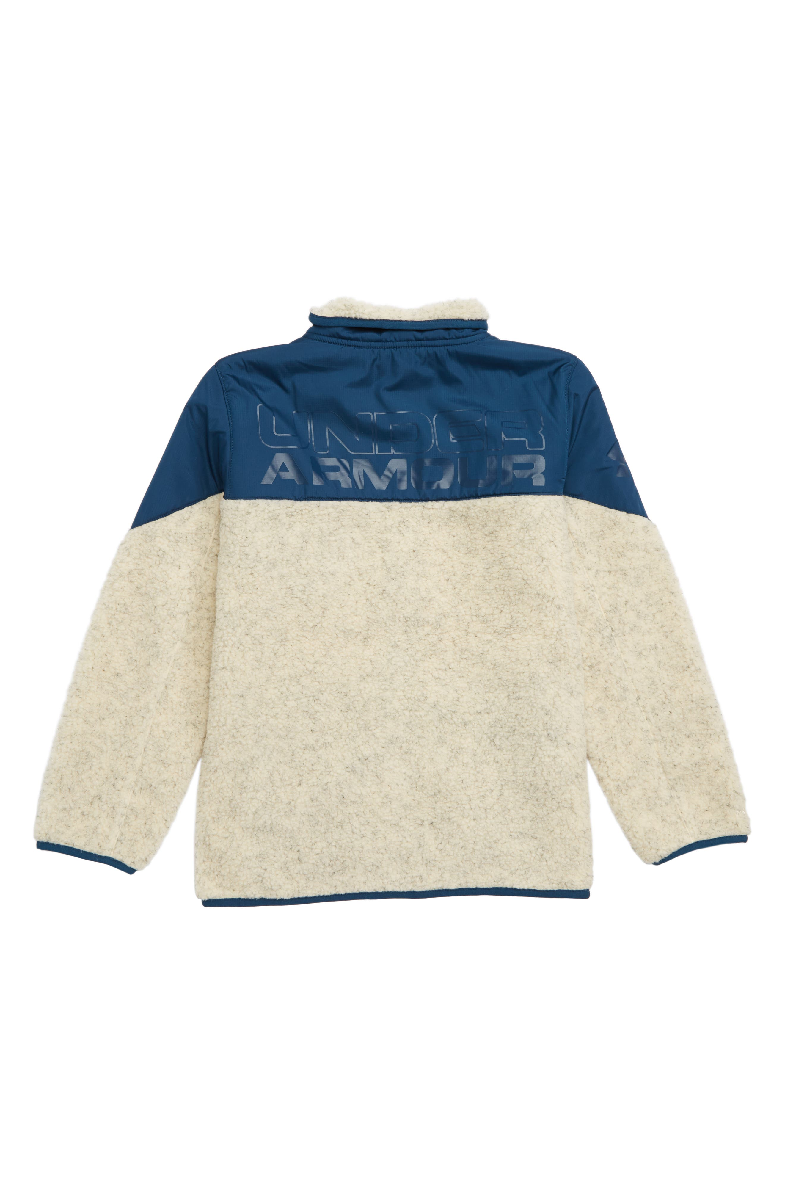 Storm Tanuk Fleece Jacket,                             Alternate thumbnail 2, color,                             OATMEAL HEATHER