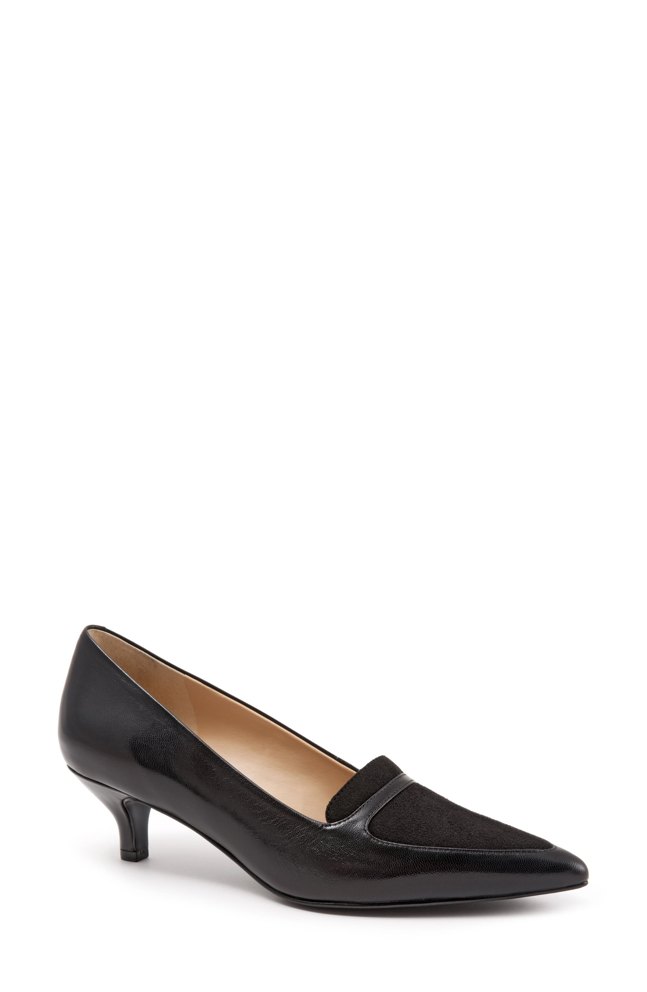 'Piper' Pointy Toe Pump,                         Main,                         color, 005