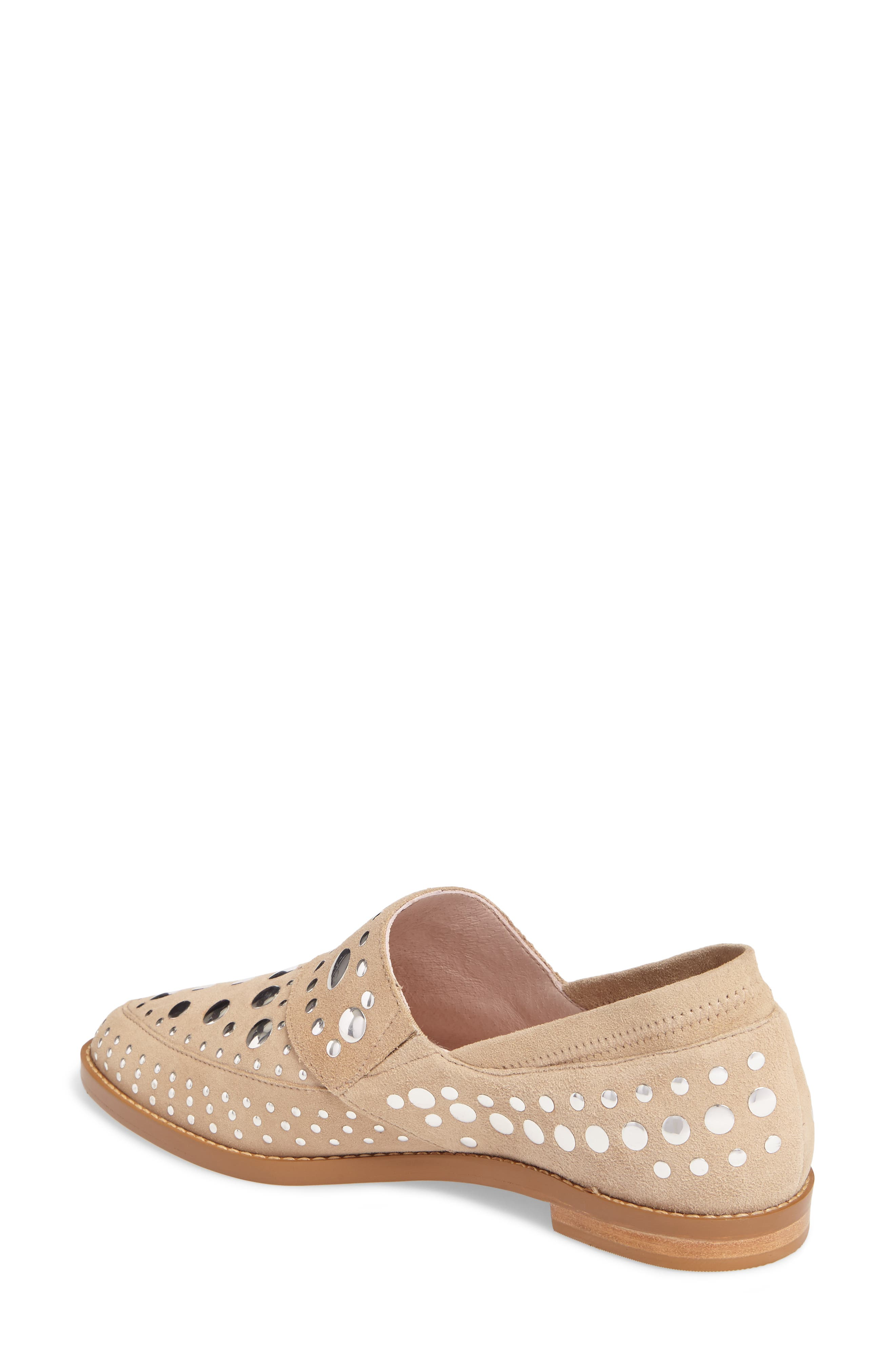 Ping Studded Loafer,                             Alternate thumbnail 6, color,