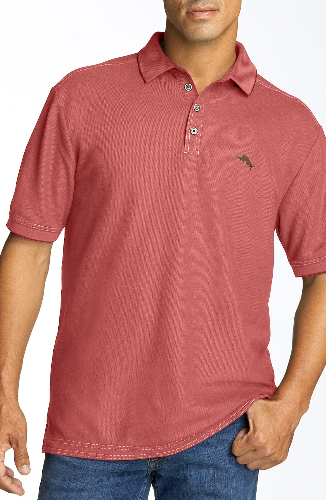 'The Emfielder' Original Fit Piqué Polo,                             Main thumbnail 114, color,
