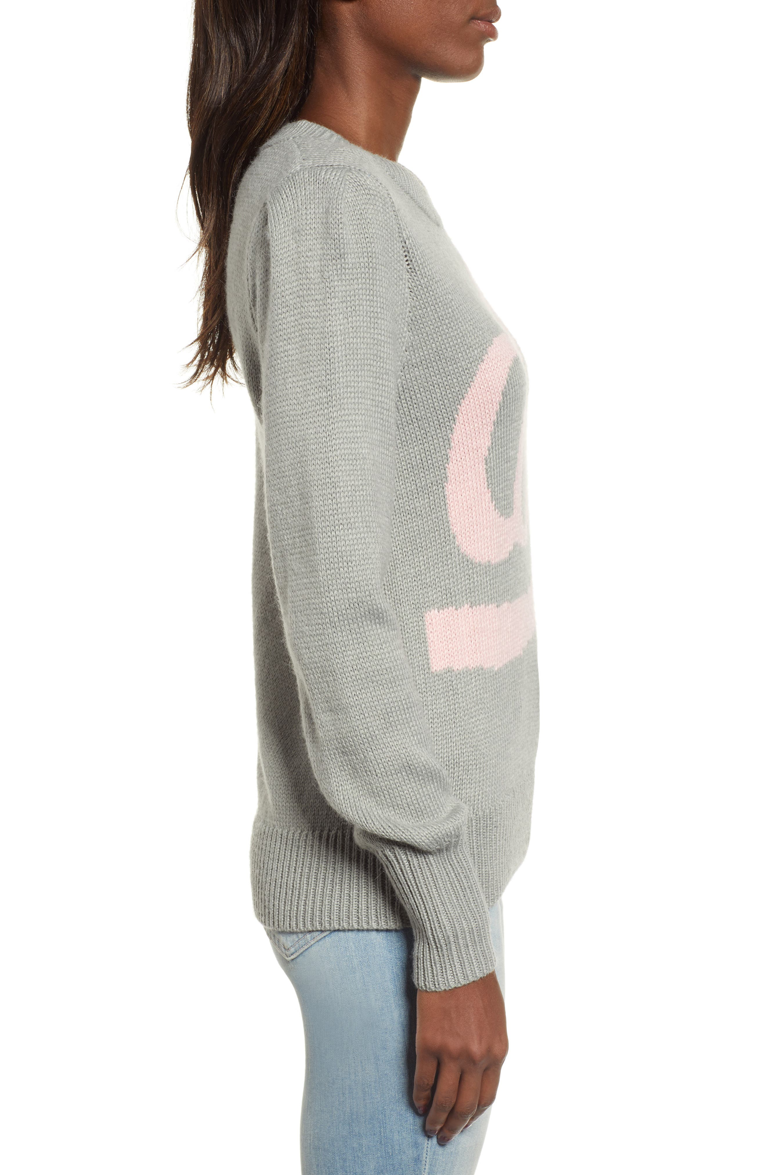 WILDFOX,                             Diet Coke<sup>®</sup> Sweater,                             Alternate thumbnail 3, color,                             050