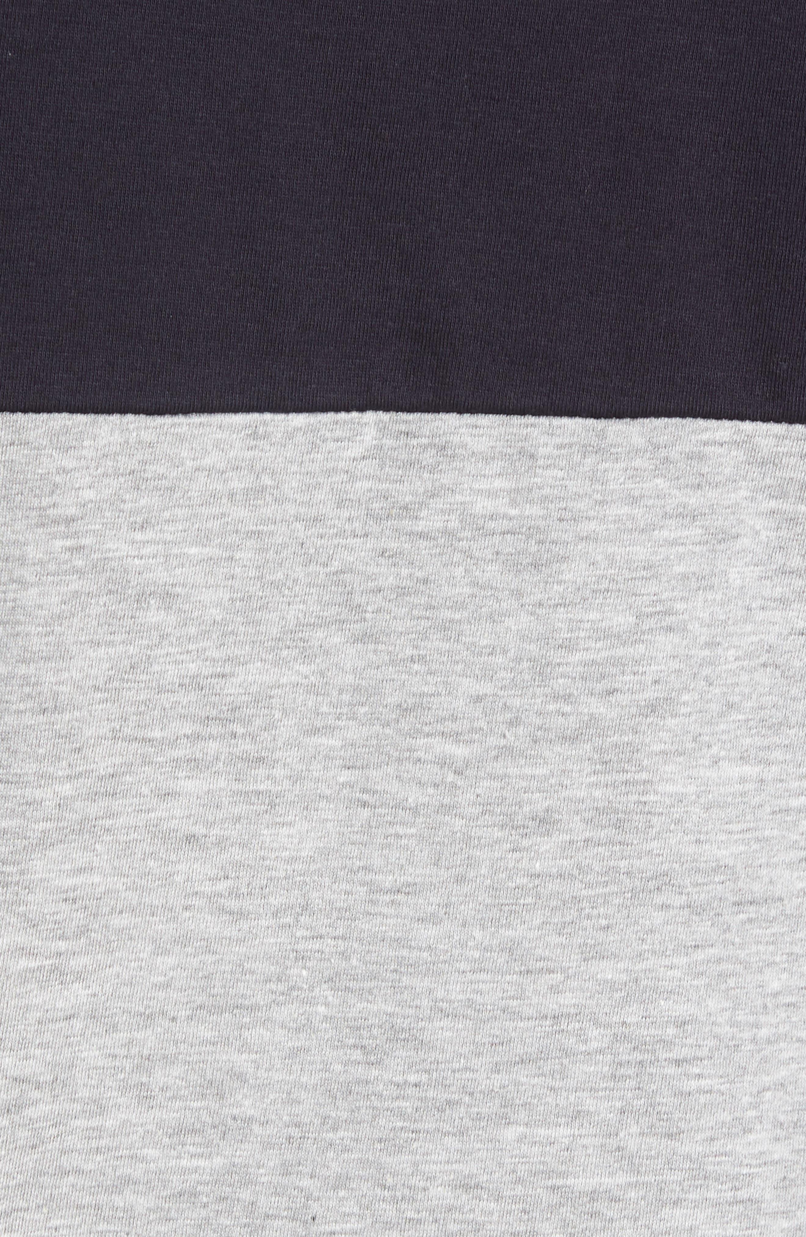 Block Crewneck T-Shirt,                             Alternate thumbnail 10, color,