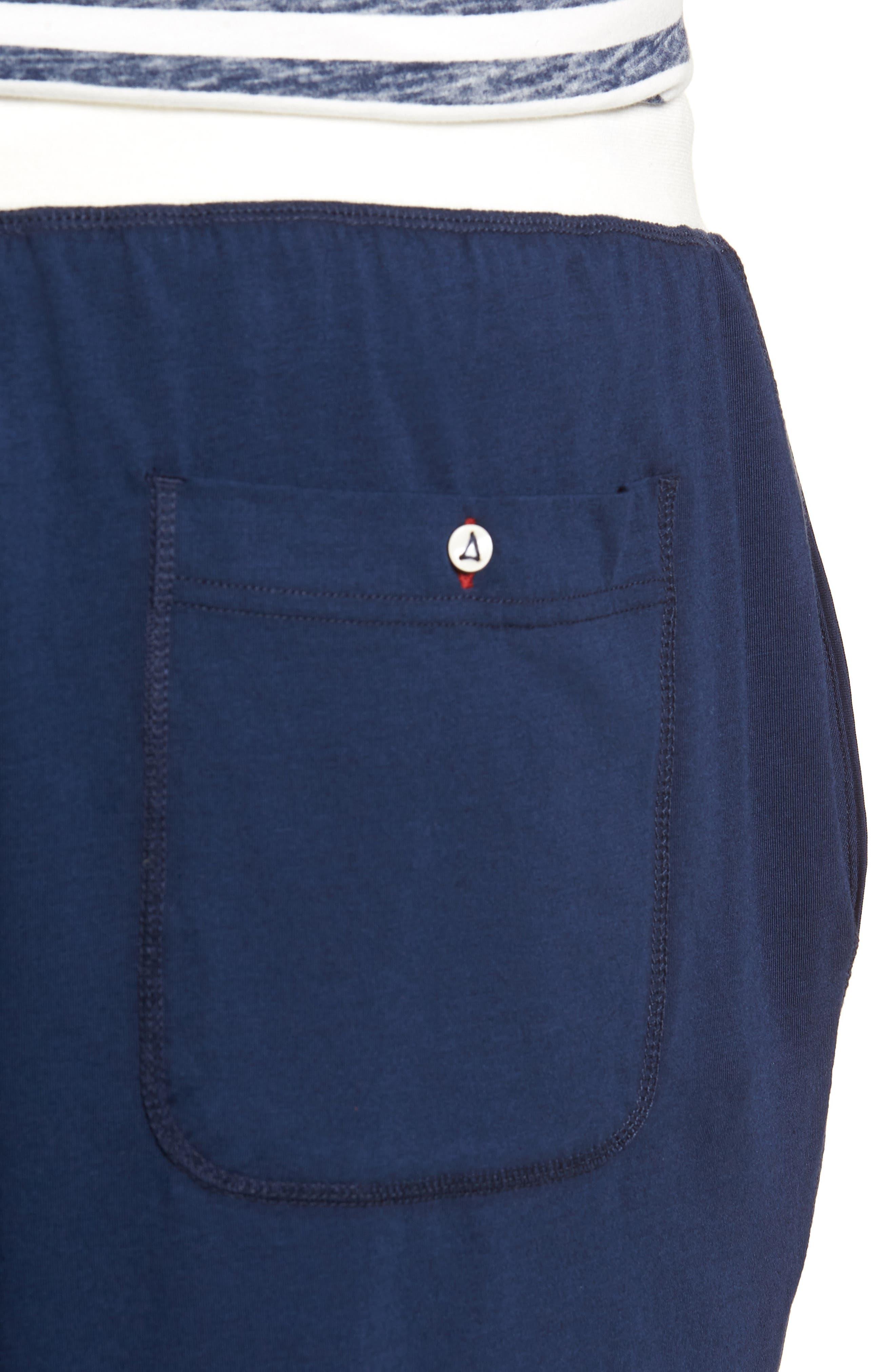 Knit Shorts,                             Alternate thumbnail 4, color,                             410