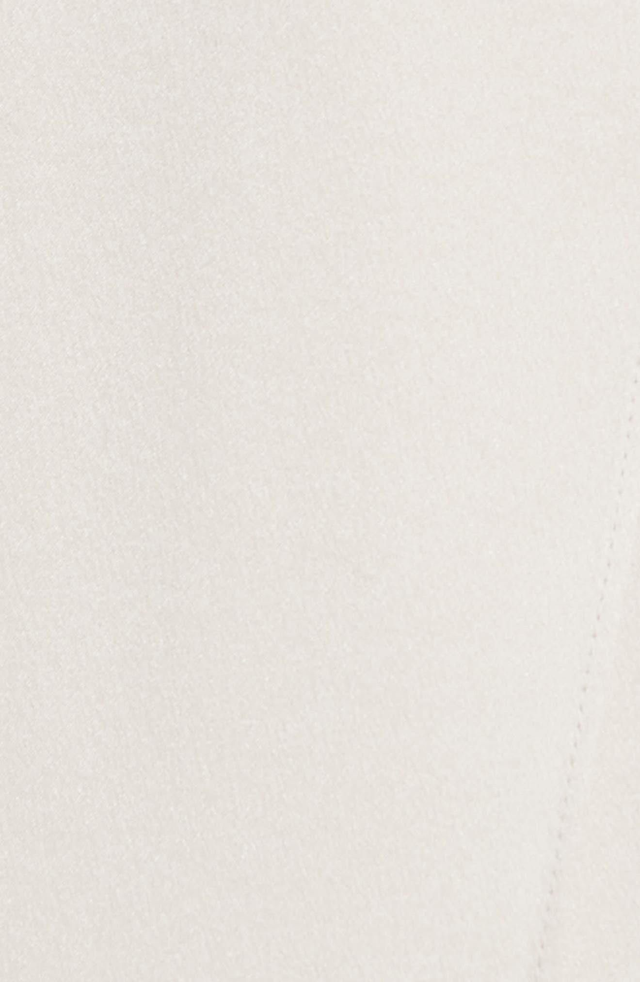 Drape Panel Silk Skirt,                             Alternate thumbnail 5, color,                             292