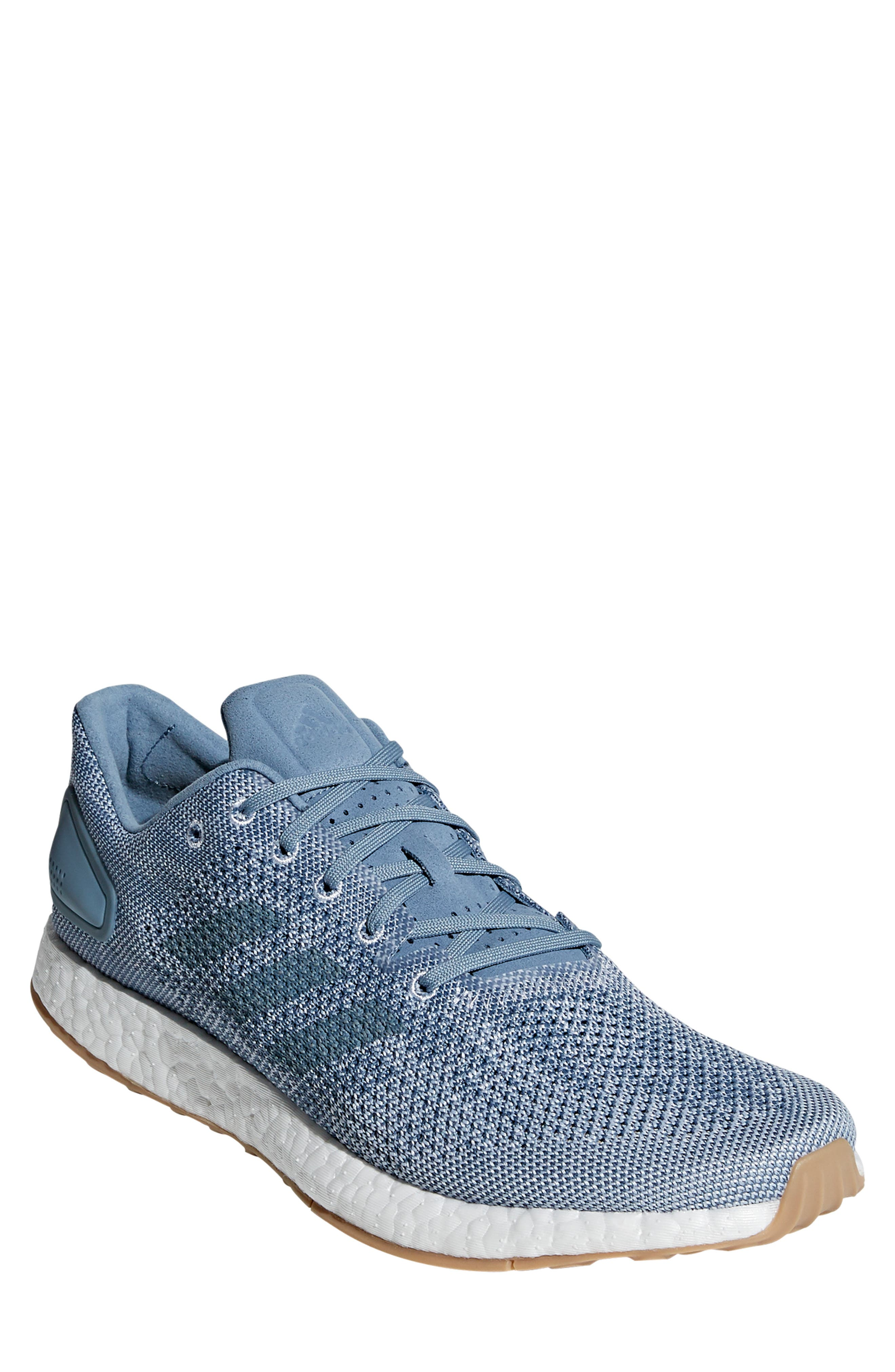 PureBoost DPR Running Shoe,                             Main thumbnail 1, color,                             360