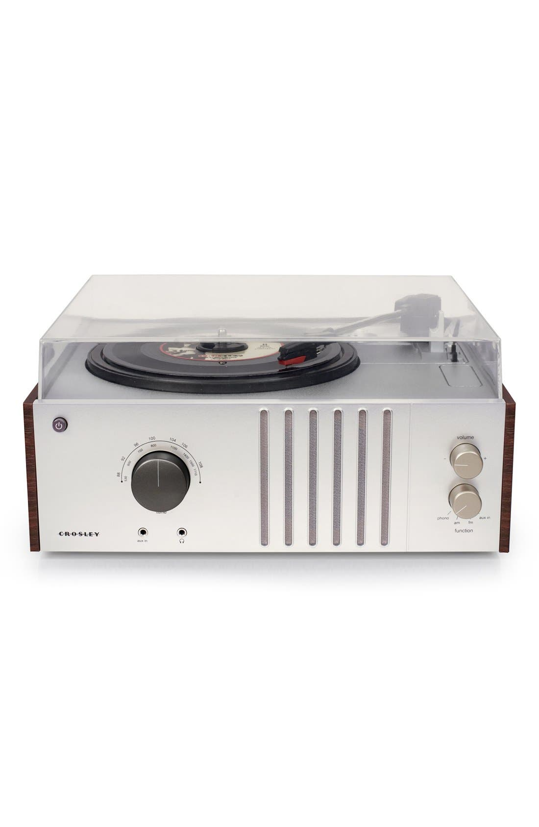 'Player' Turntable,                             Main thumbnail 1, color,