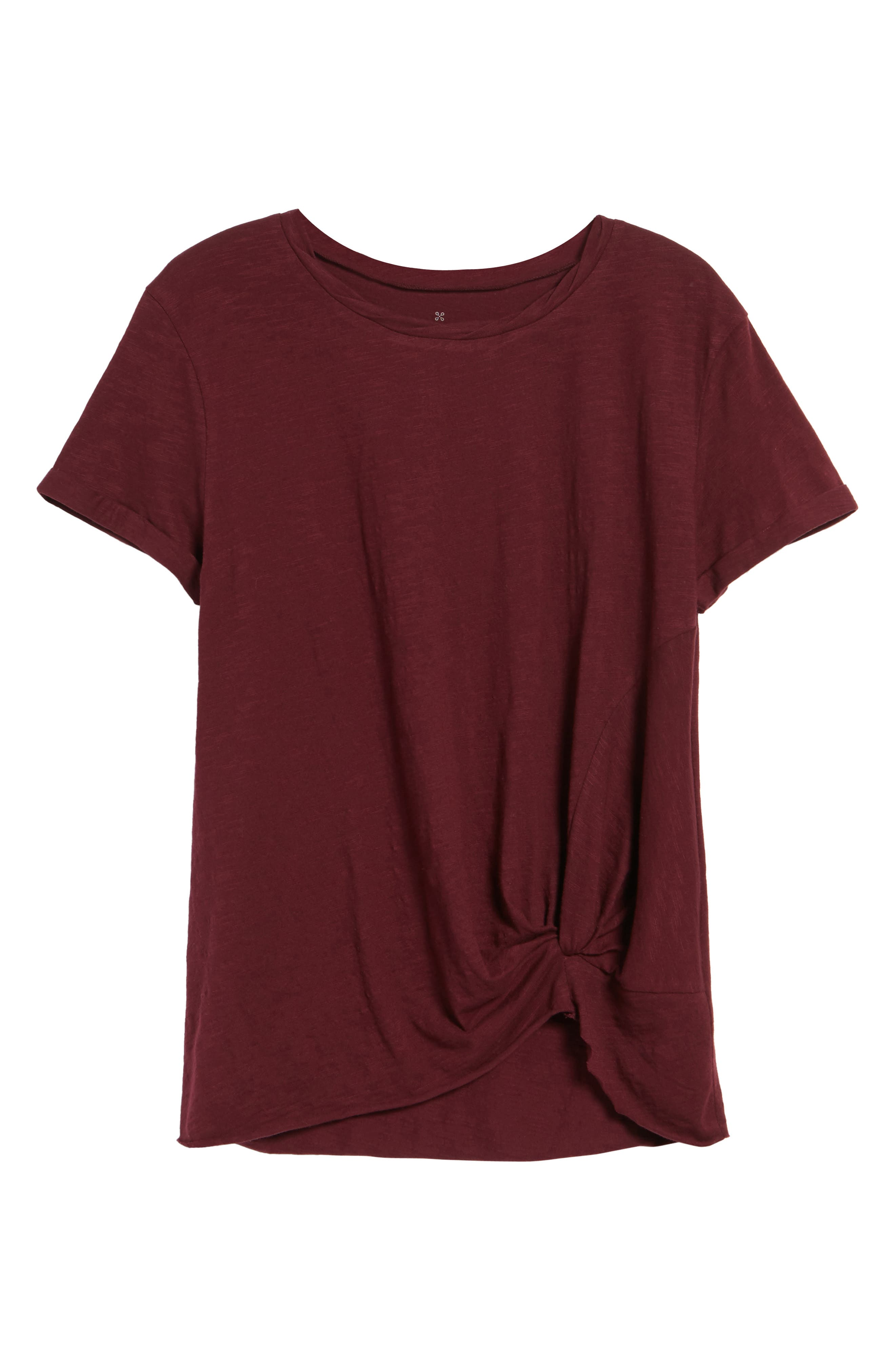Knotted Tee,                             Alternate thumbnail 59, color,
