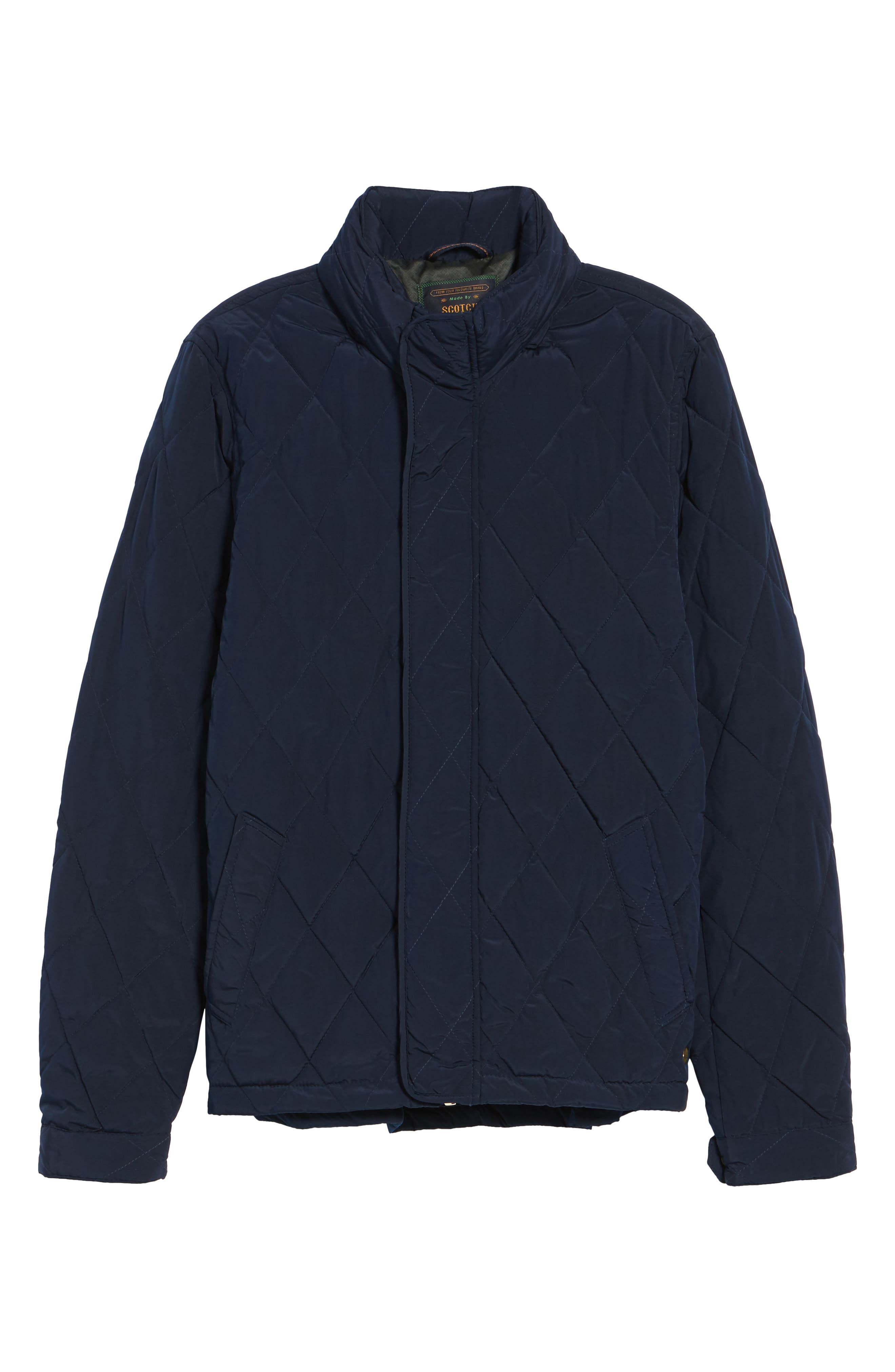 Lightweight Quilted Jacket,                             Alternate thumbnail 10, color,