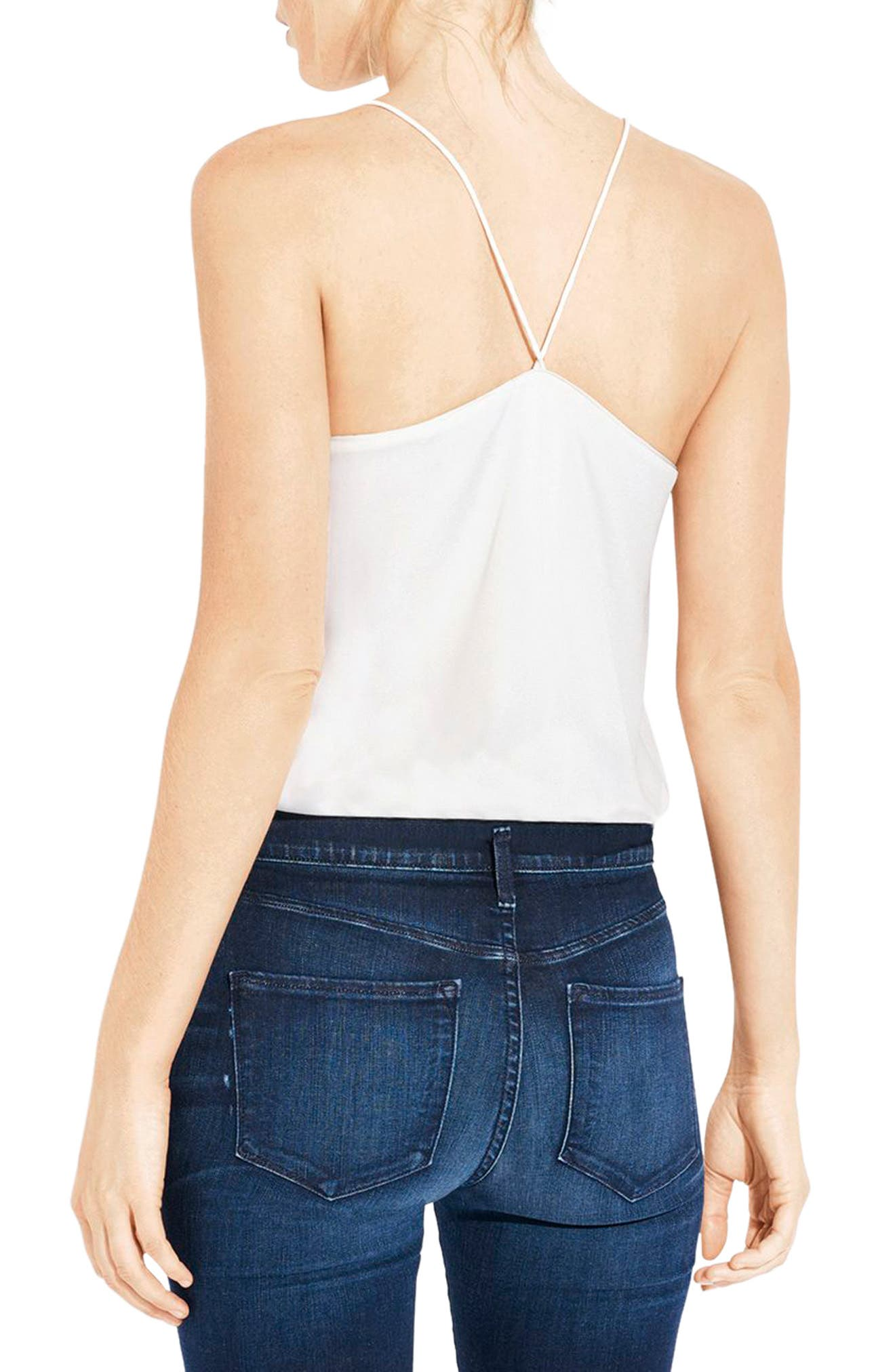 The Silk Camisole,                             Alternate thumbnail 3, color,                             101