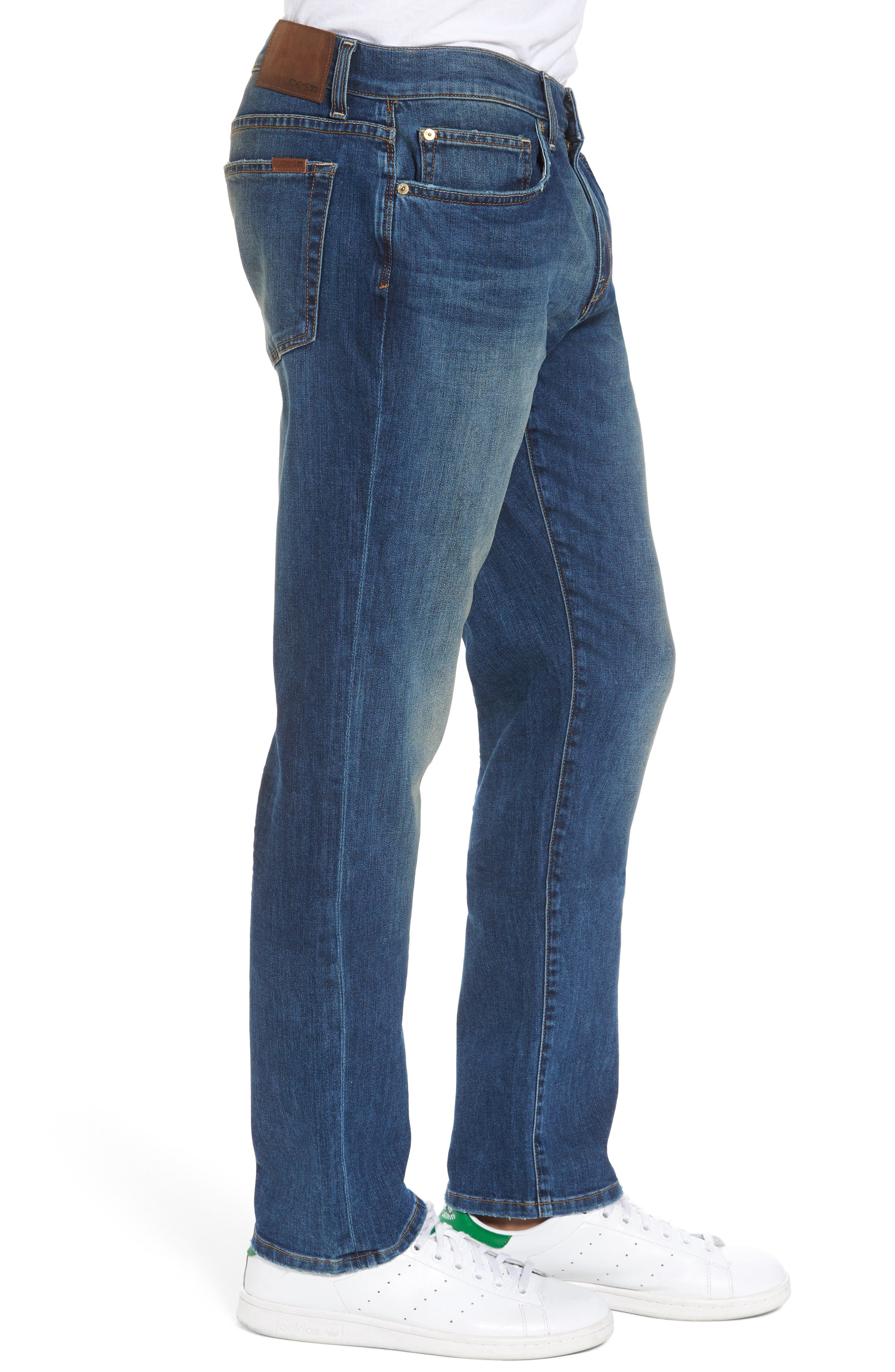Slim Fit Jeans,                             Alternate thumbnail 3, color,                             439