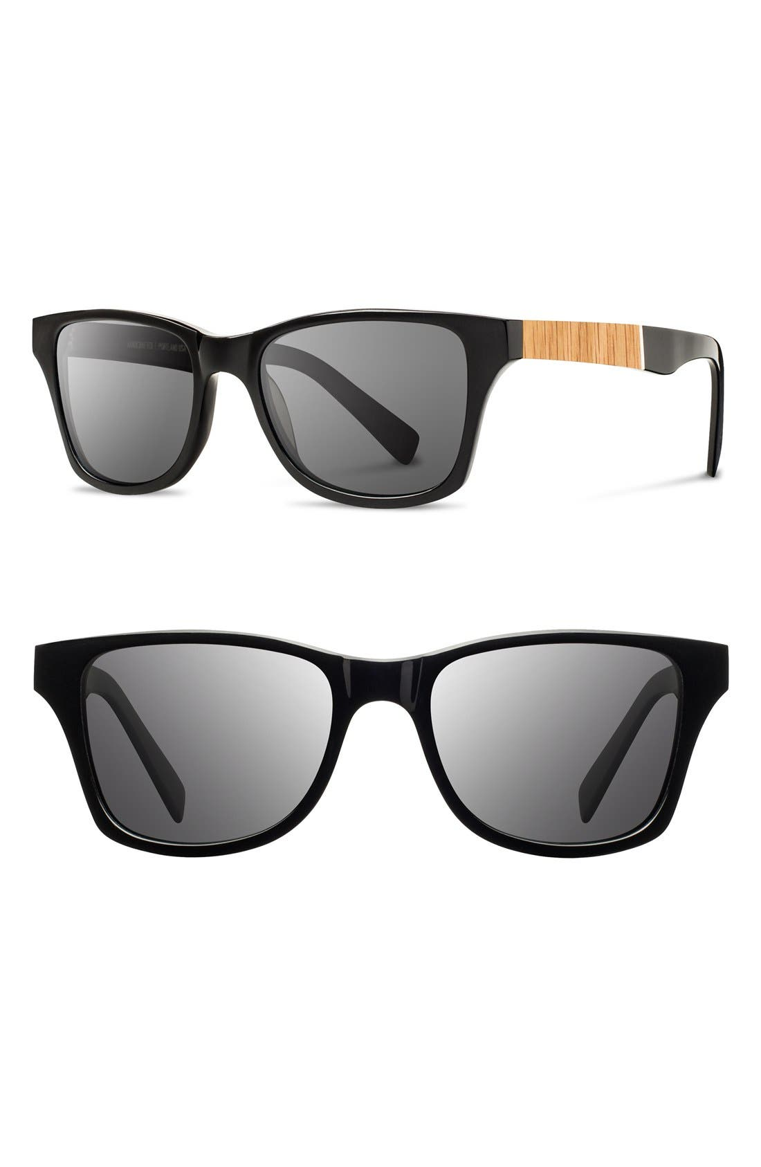 'Canby' 53mm Sunglasses,                             Main thumbnail 4, color,