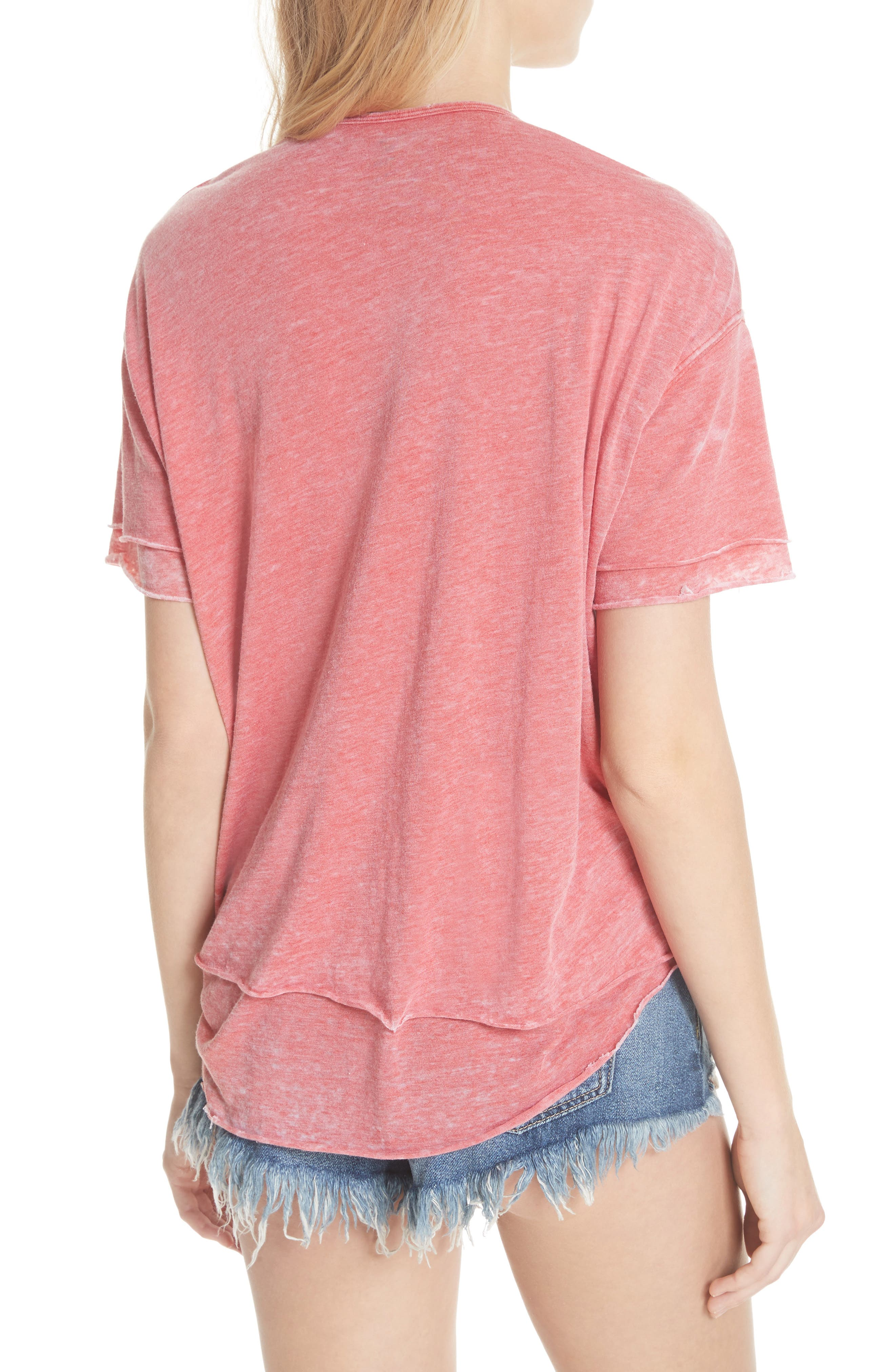 We the Free by Free People Cloud Nine Tee,                             Alternate thumbnail 11, color,