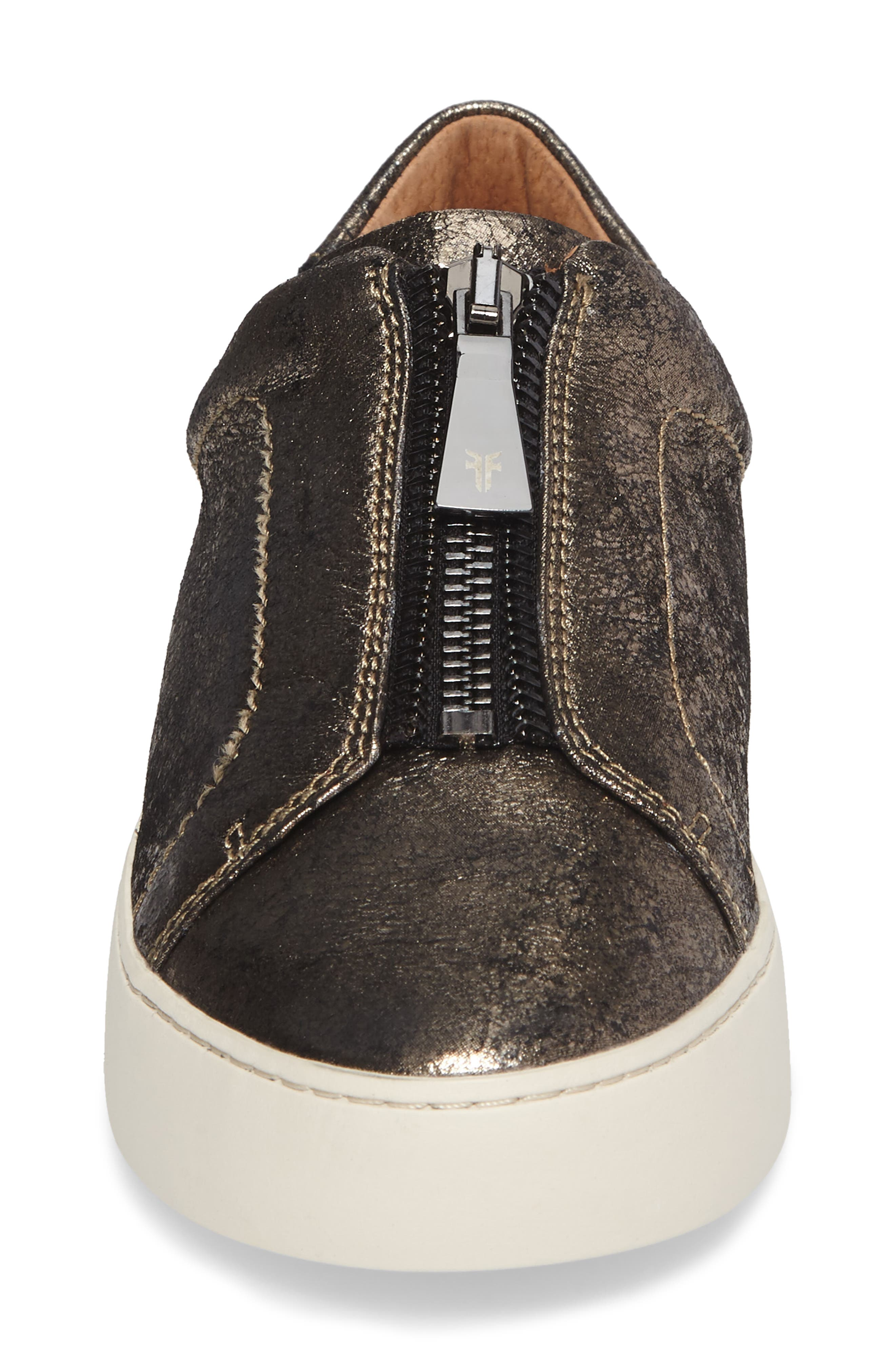 Lena Zip Platform Sneaker,                             Alternate thumbnail 16, color,