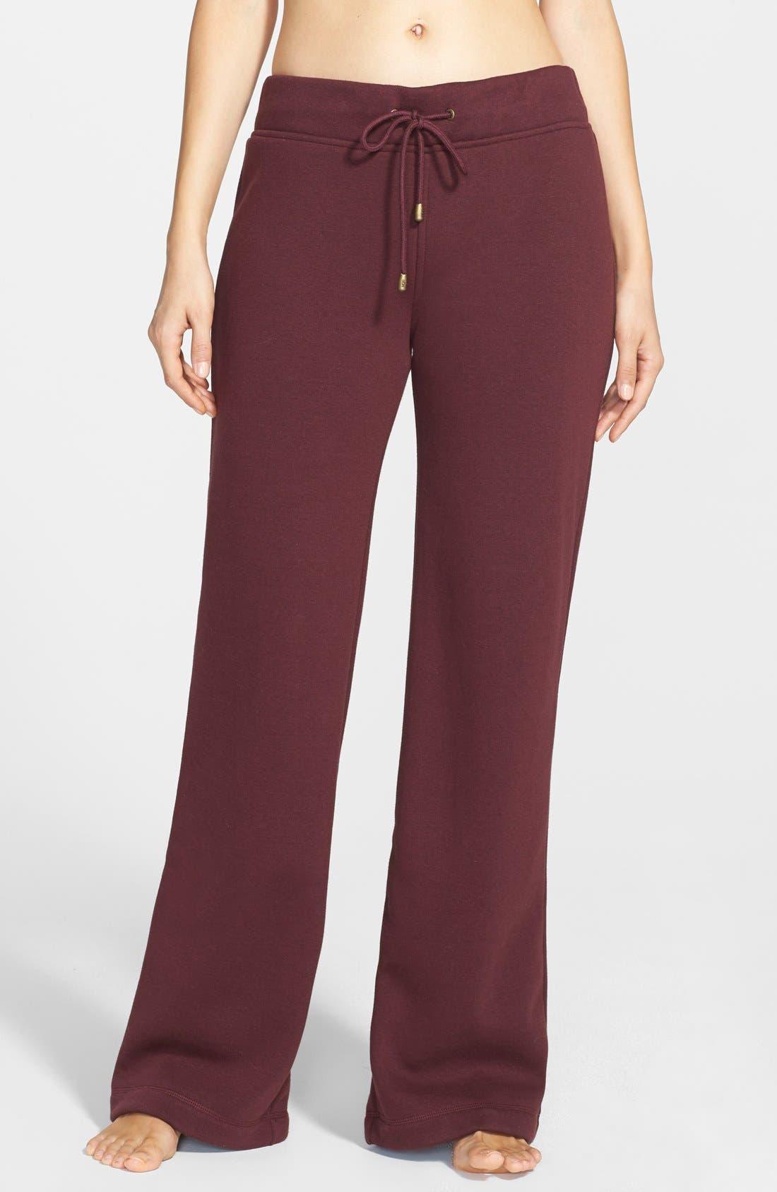 'Collins' Double Knit Pants,                             Main thumbnail 9, color,