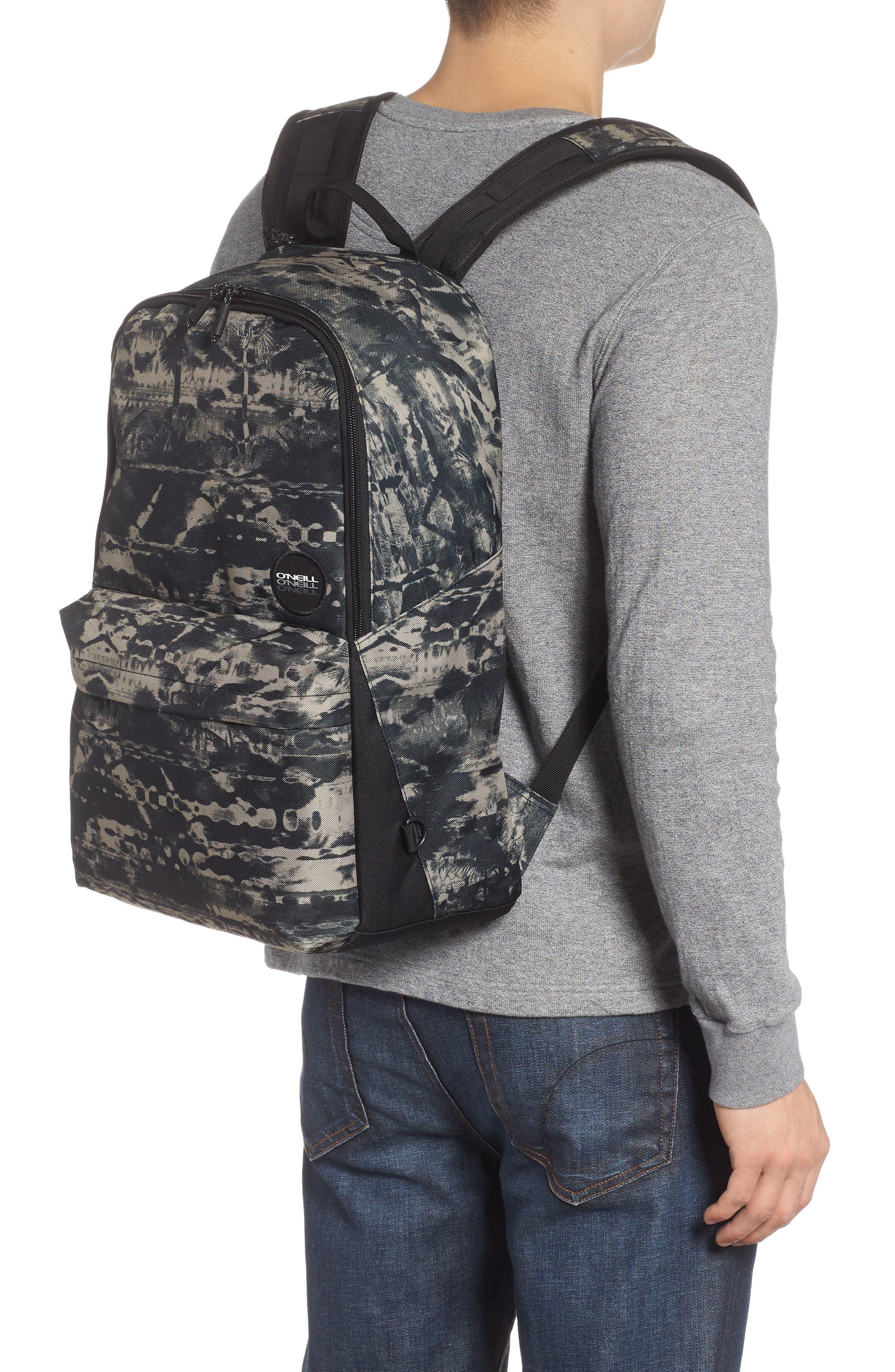 Transfer Backpack,                             Alternate thumbnail 2, color,                             DARK ARMY