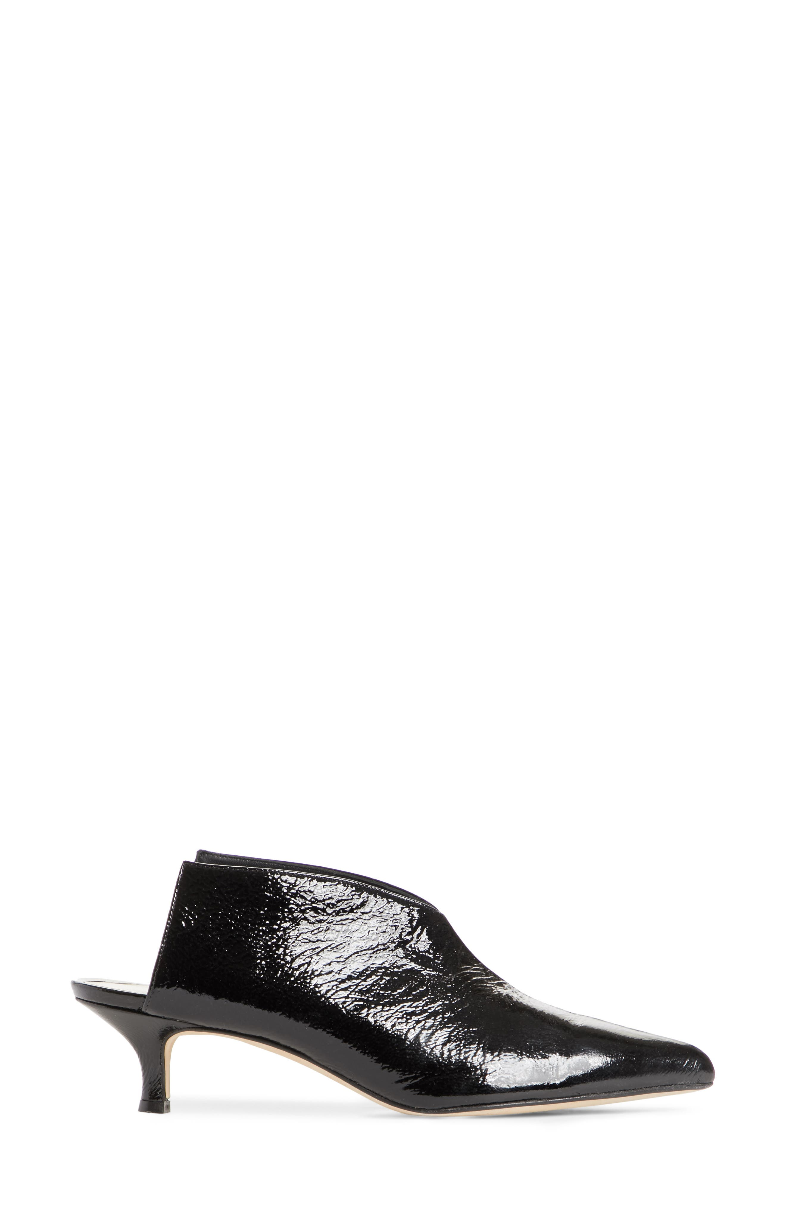 Jase Pointy Toe Mule,                             Alternate thumbnail 3, color,