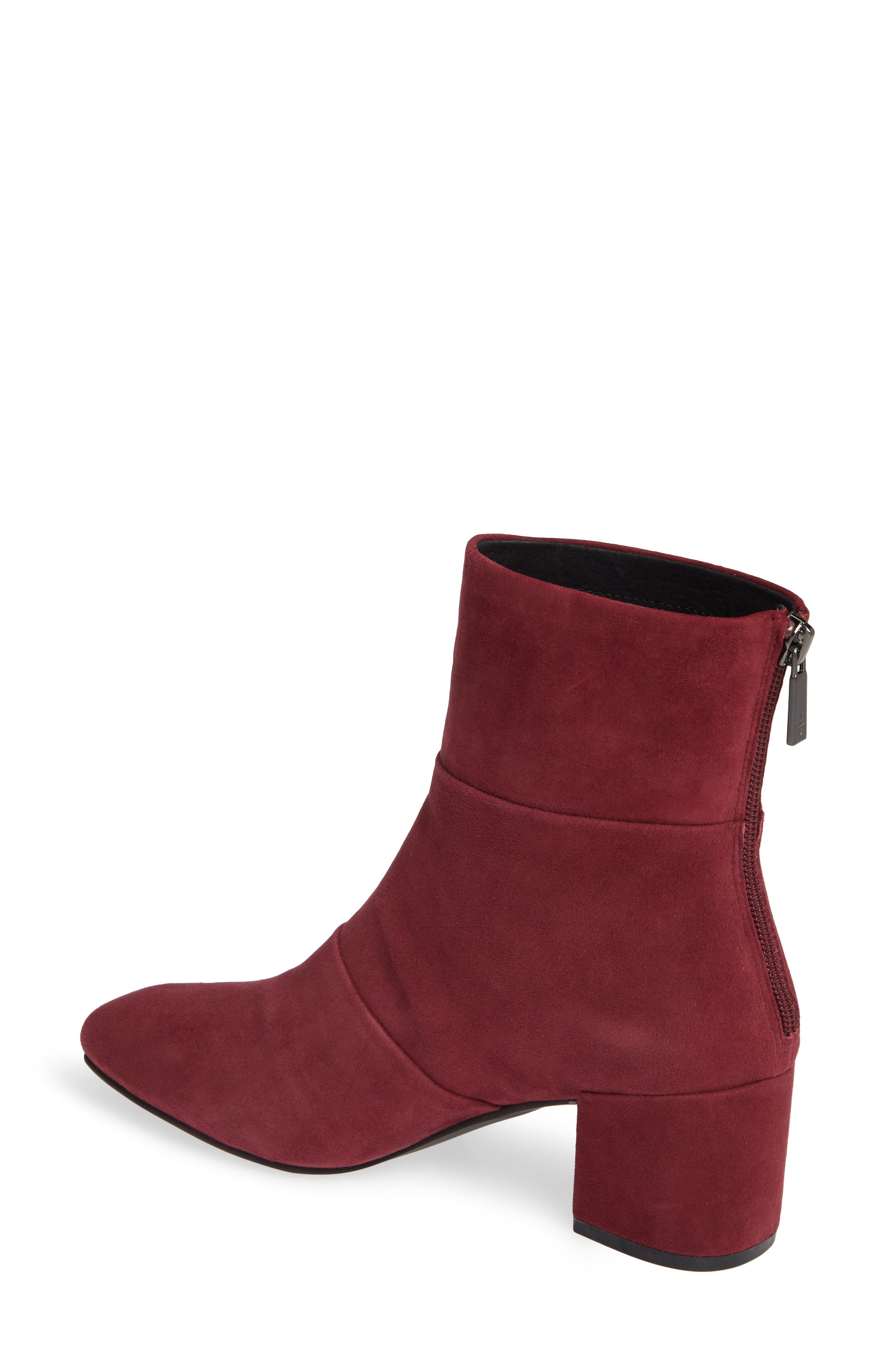 Eryc Bootie,                             Alternate thumbnail 2, color,                             WINE SUEDE