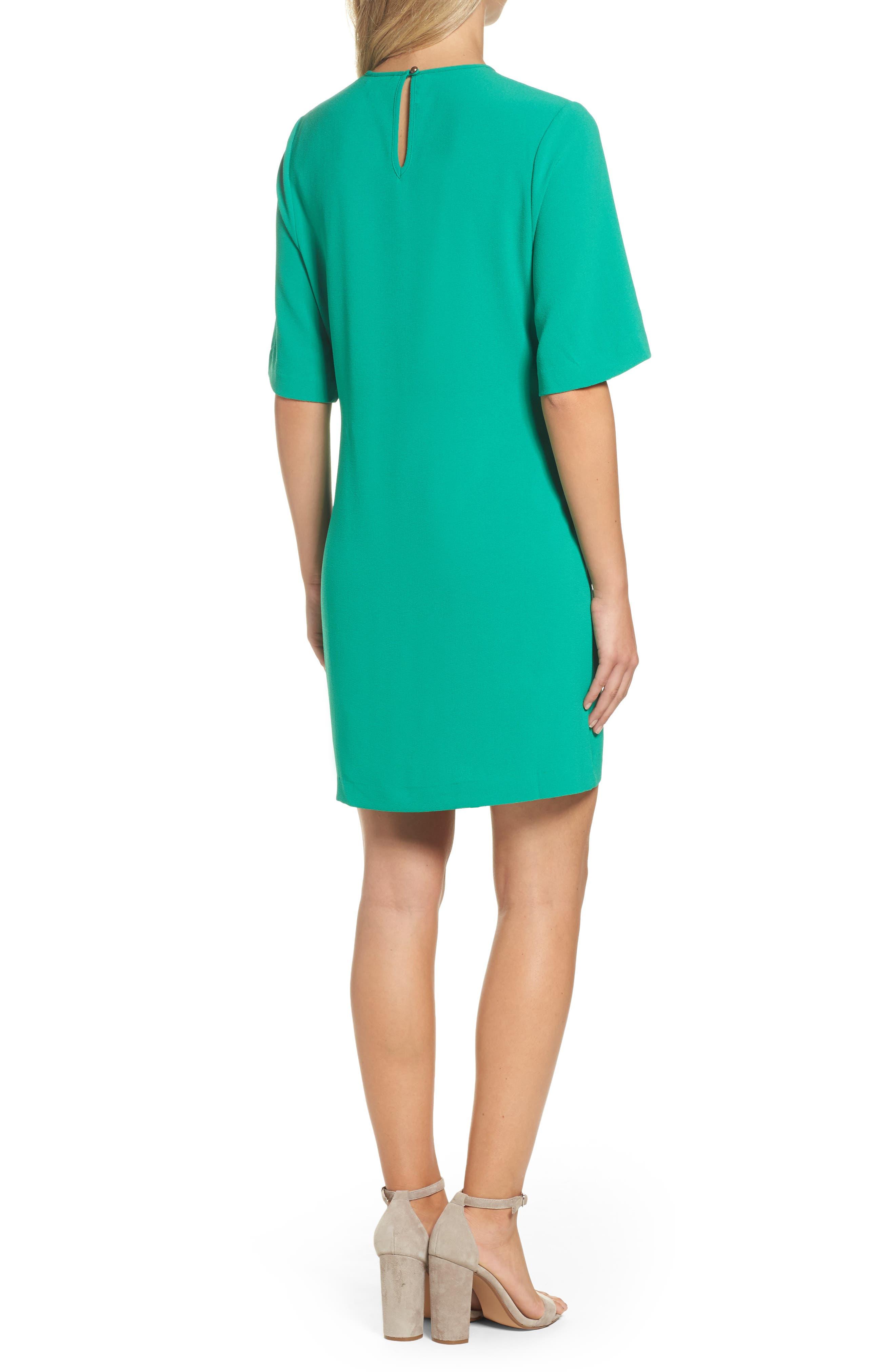Dara Shift Dress,                             Alternate thumbnail 2, color,                             319