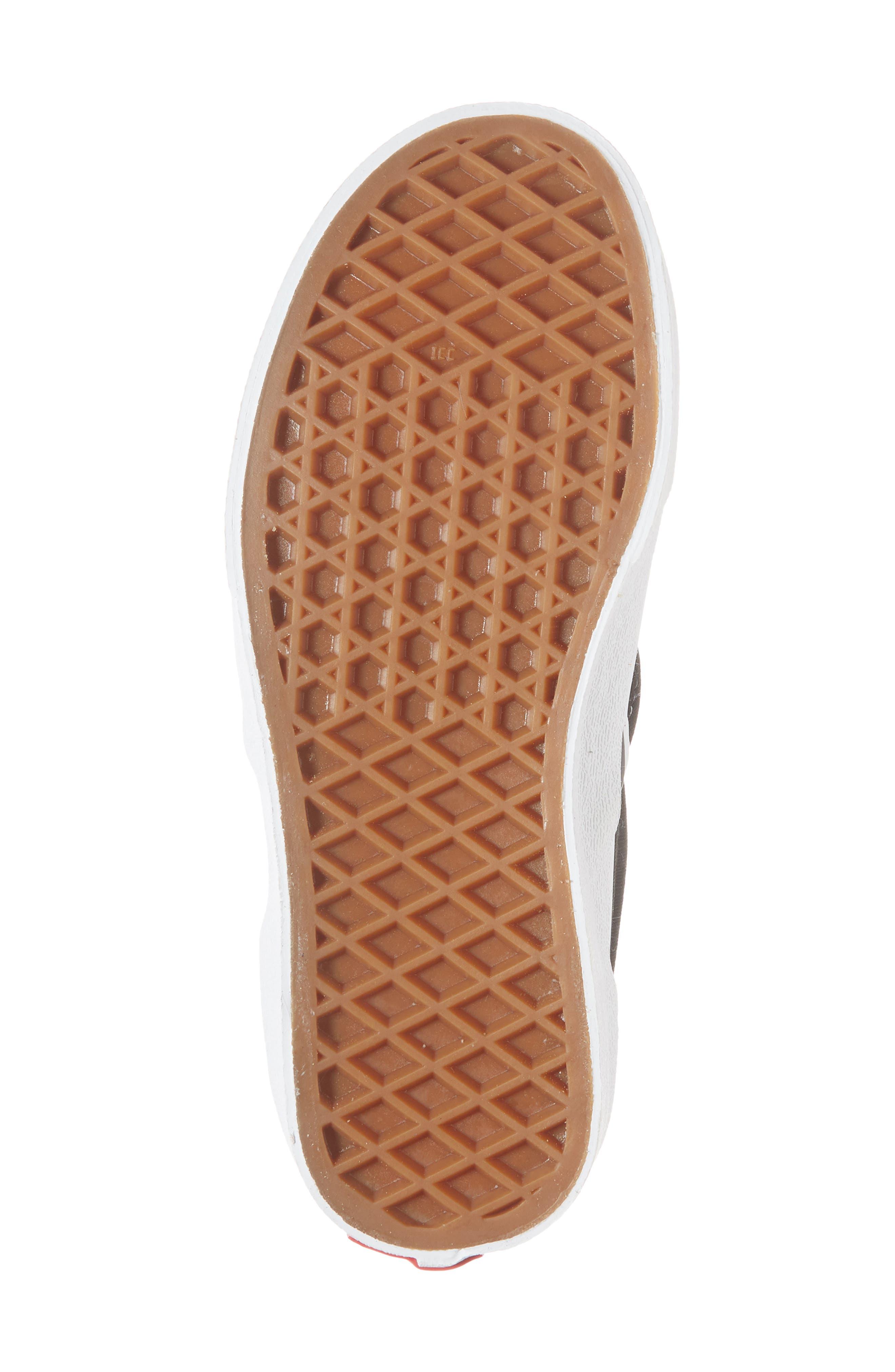 Party Check Slip-On Sneaker,                             Alternate thumbnail 6, color,                             001
