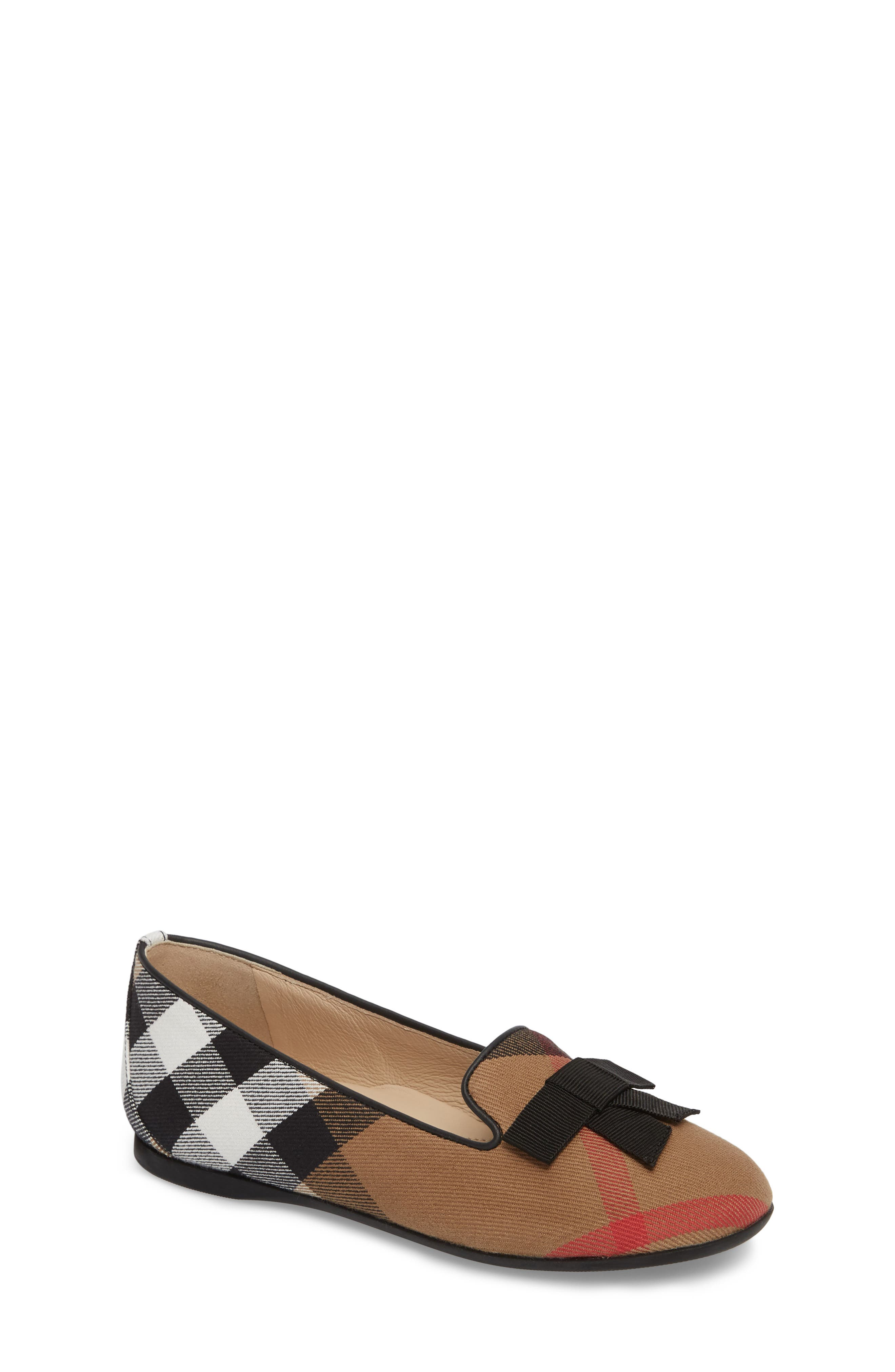 Ally Bow Loafer Flat,                             Main thumbnail 1, color,                             231