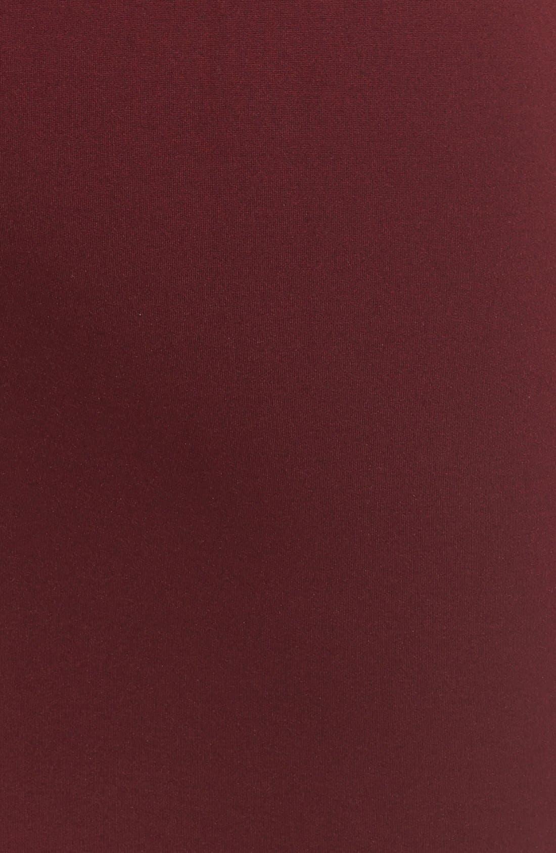 Lace Body-Con Dress,                             Alternate thumbnail 21, color,
