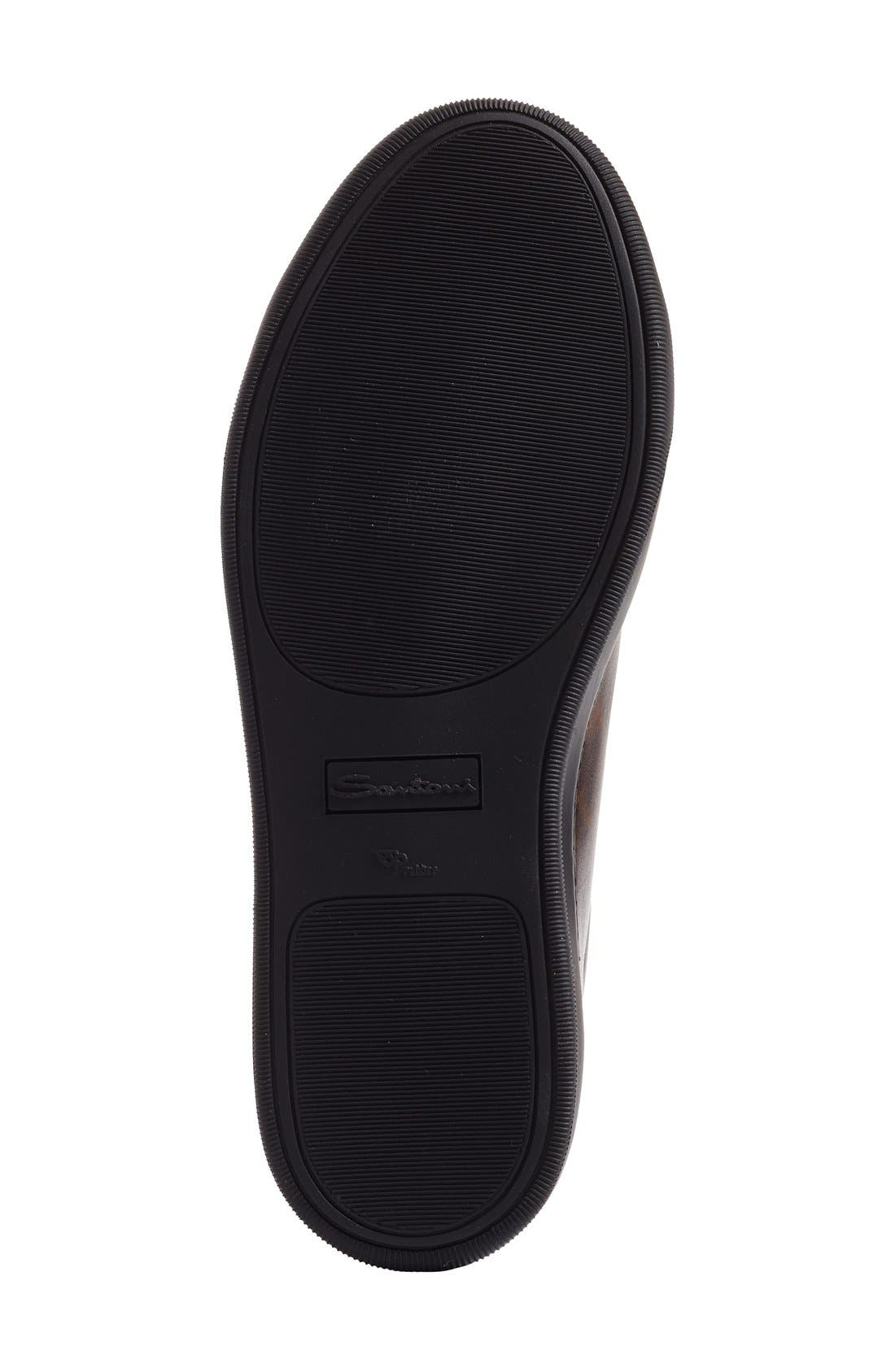 'Apache' Lace-Up Sneaker,                             Alternate thumbnail 9, color,