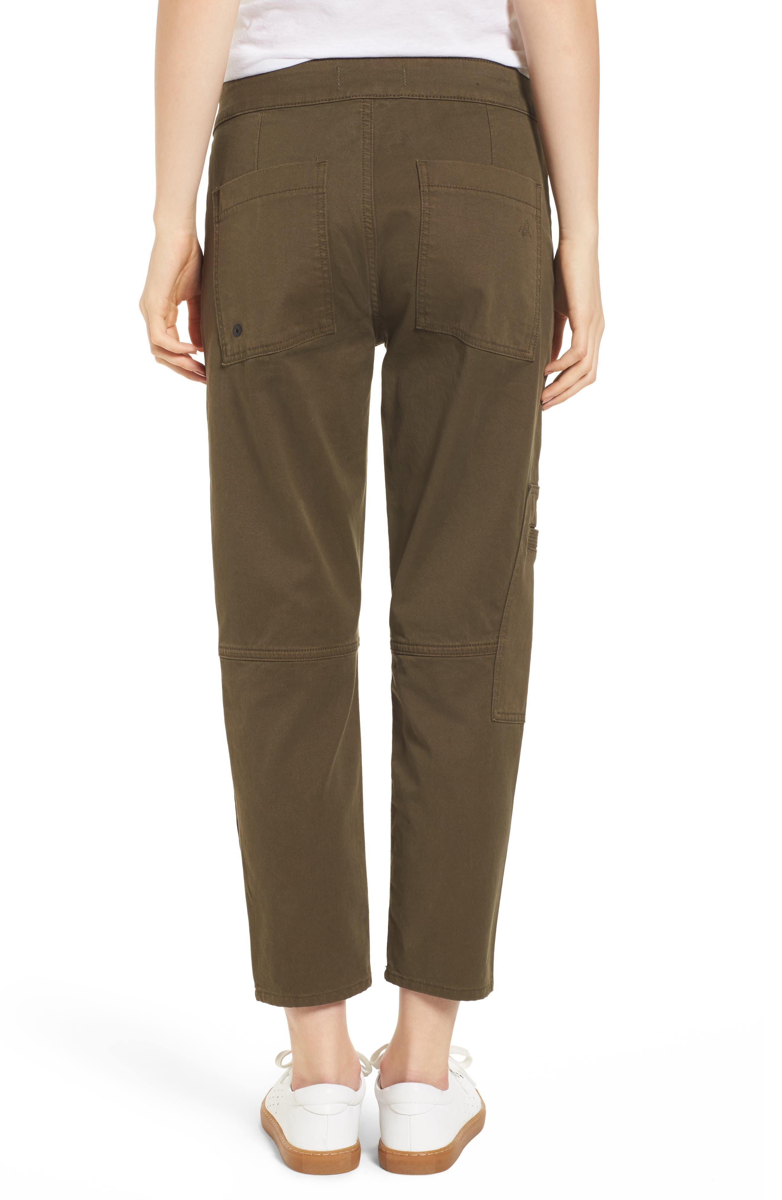 Elliot Slouchy Slim Cargo Pants,                             Alternate thumbnail 2, color,                             205
