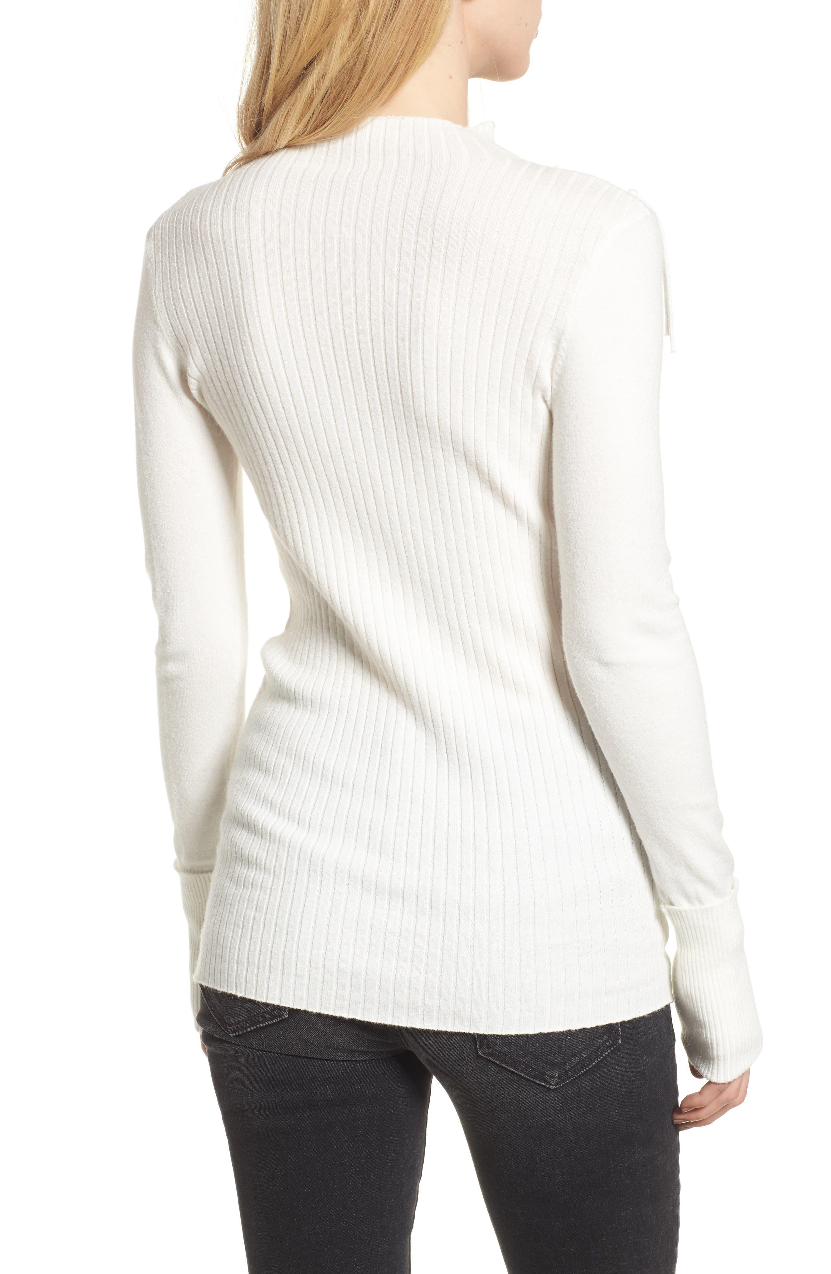 Fringe Sweater,                             Alternate thumbnail 2, color,                             900