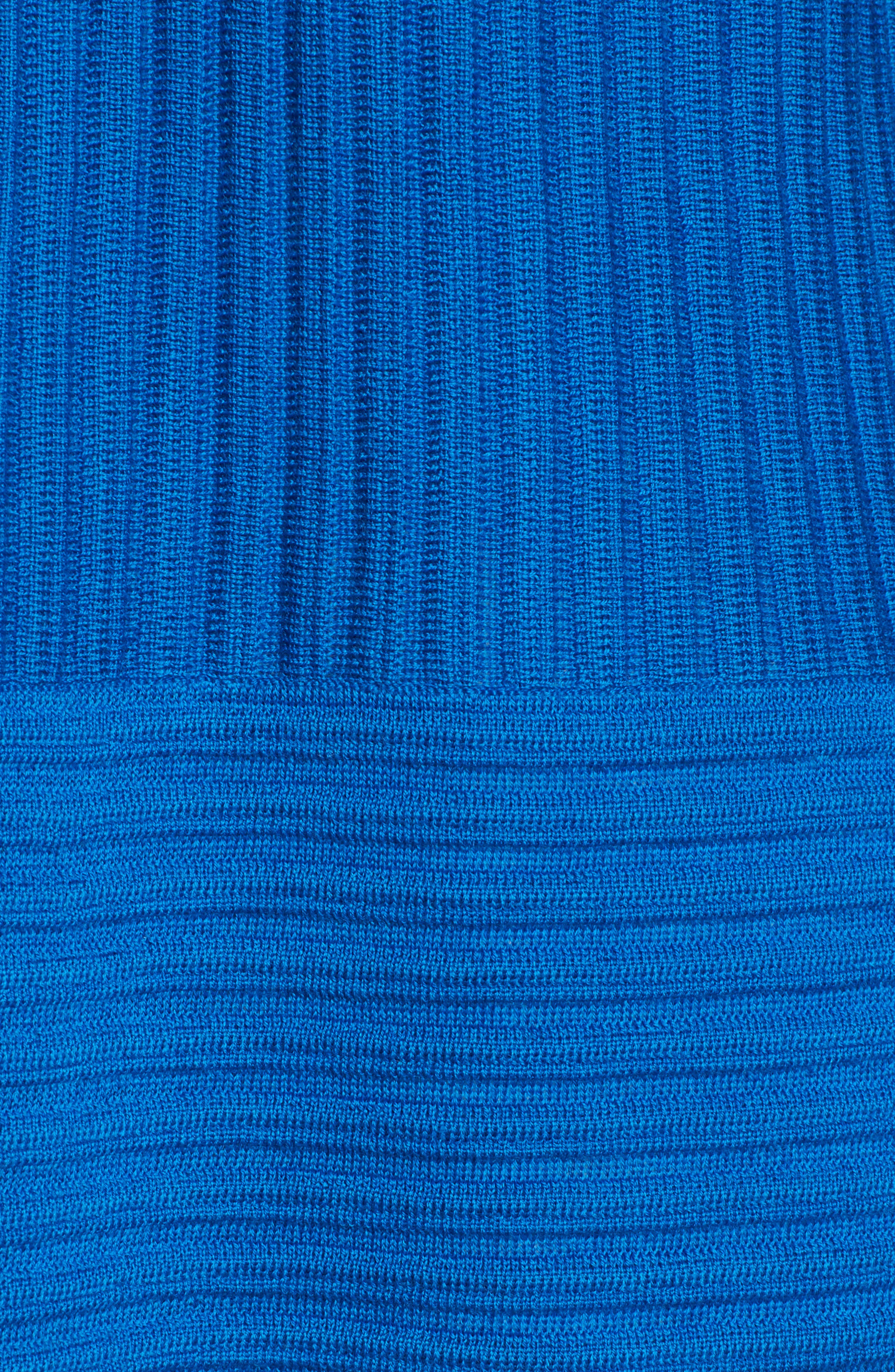Ribbed Merino Wool Long Cardigan,                             Alternate thumbnail 29, color,