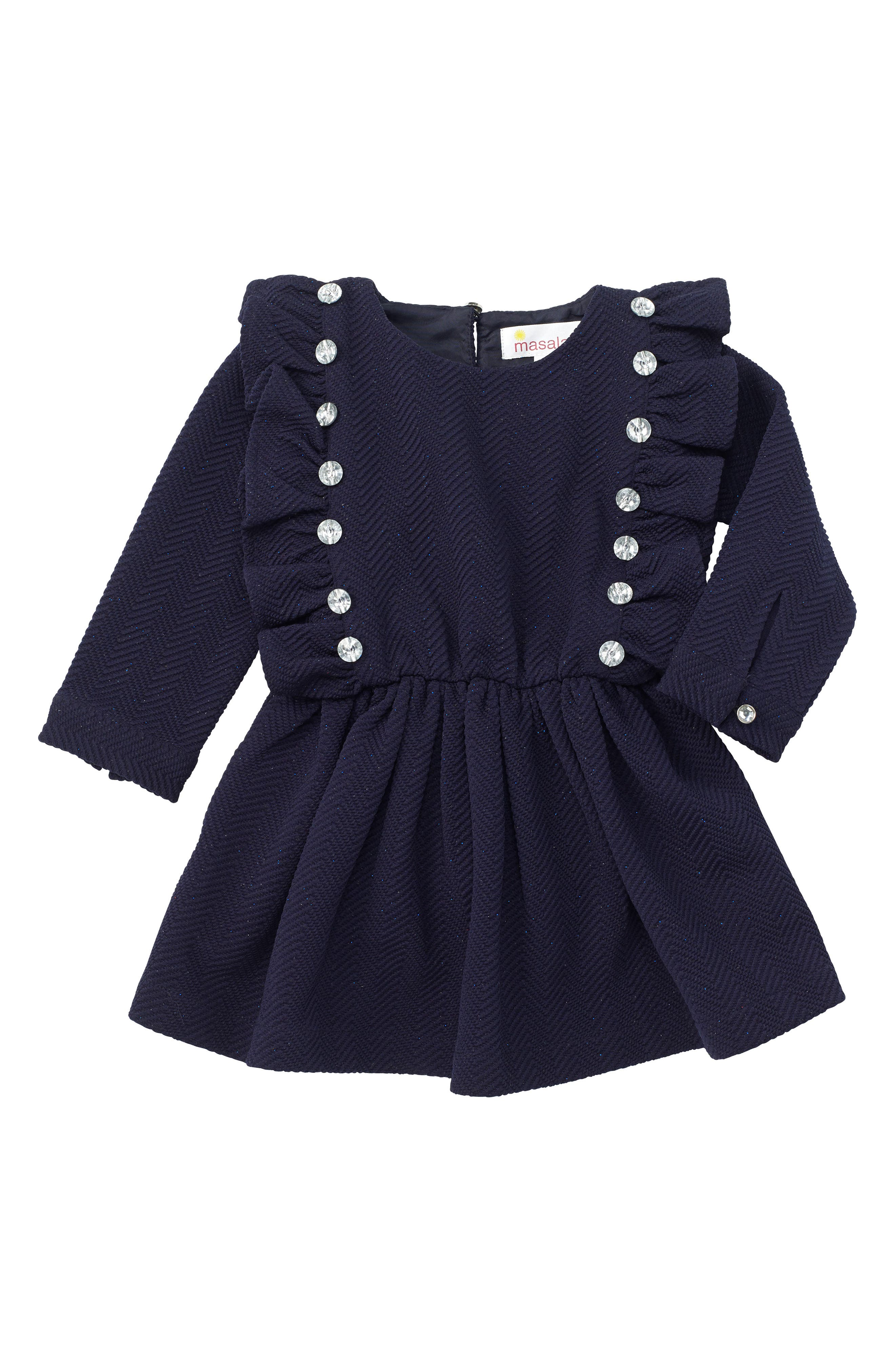 Fantasia Dress,                             Alternate thumbnail 3, color,