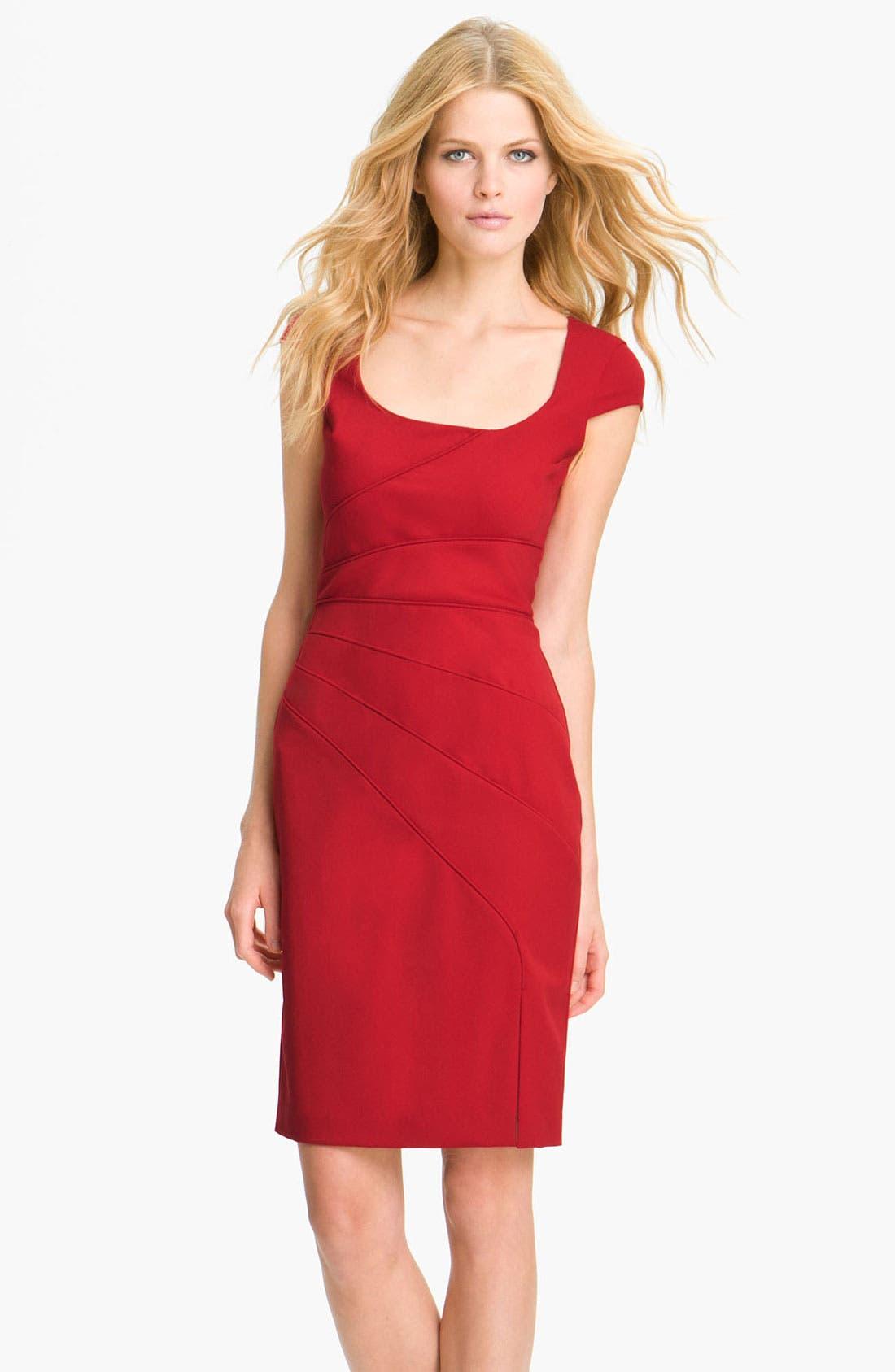 Sheath Dress,                             Main thumbnail 1, color,                             620