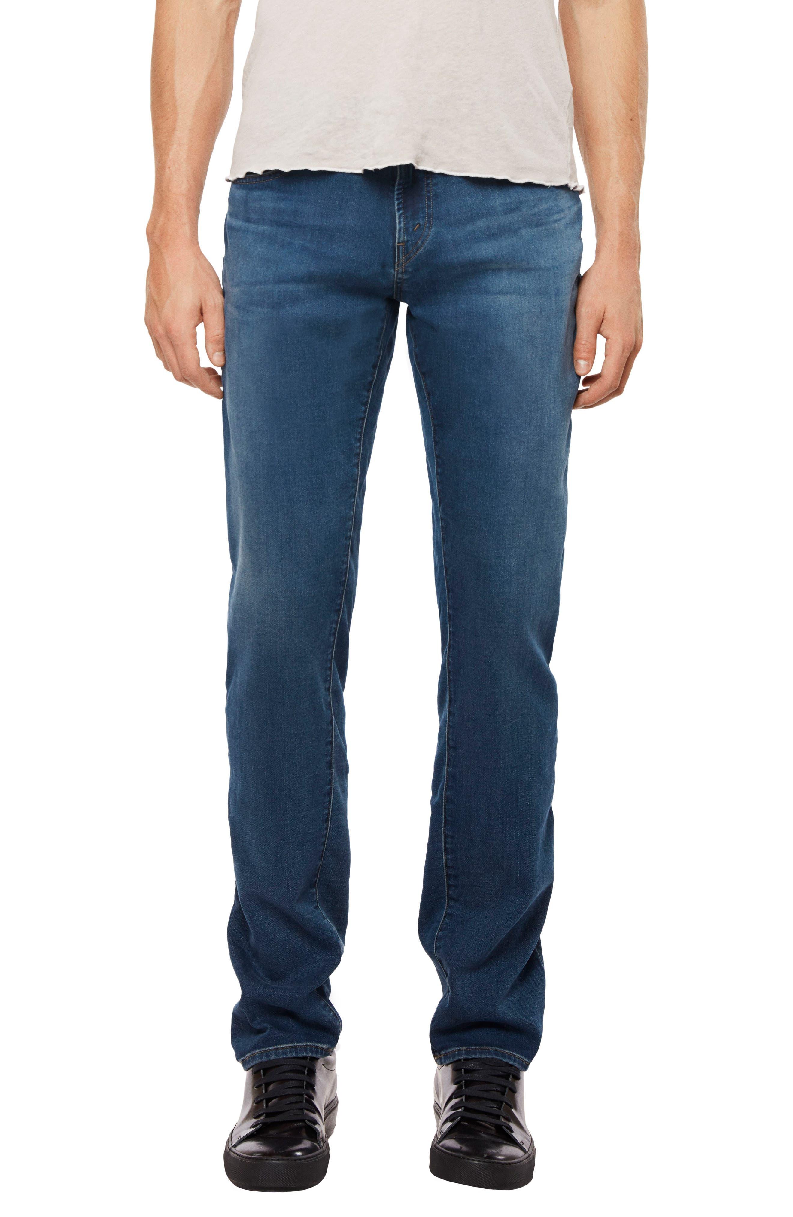 Kane Slim Straight Leg Jeans,                             Main thumbnail 1, color,                             454