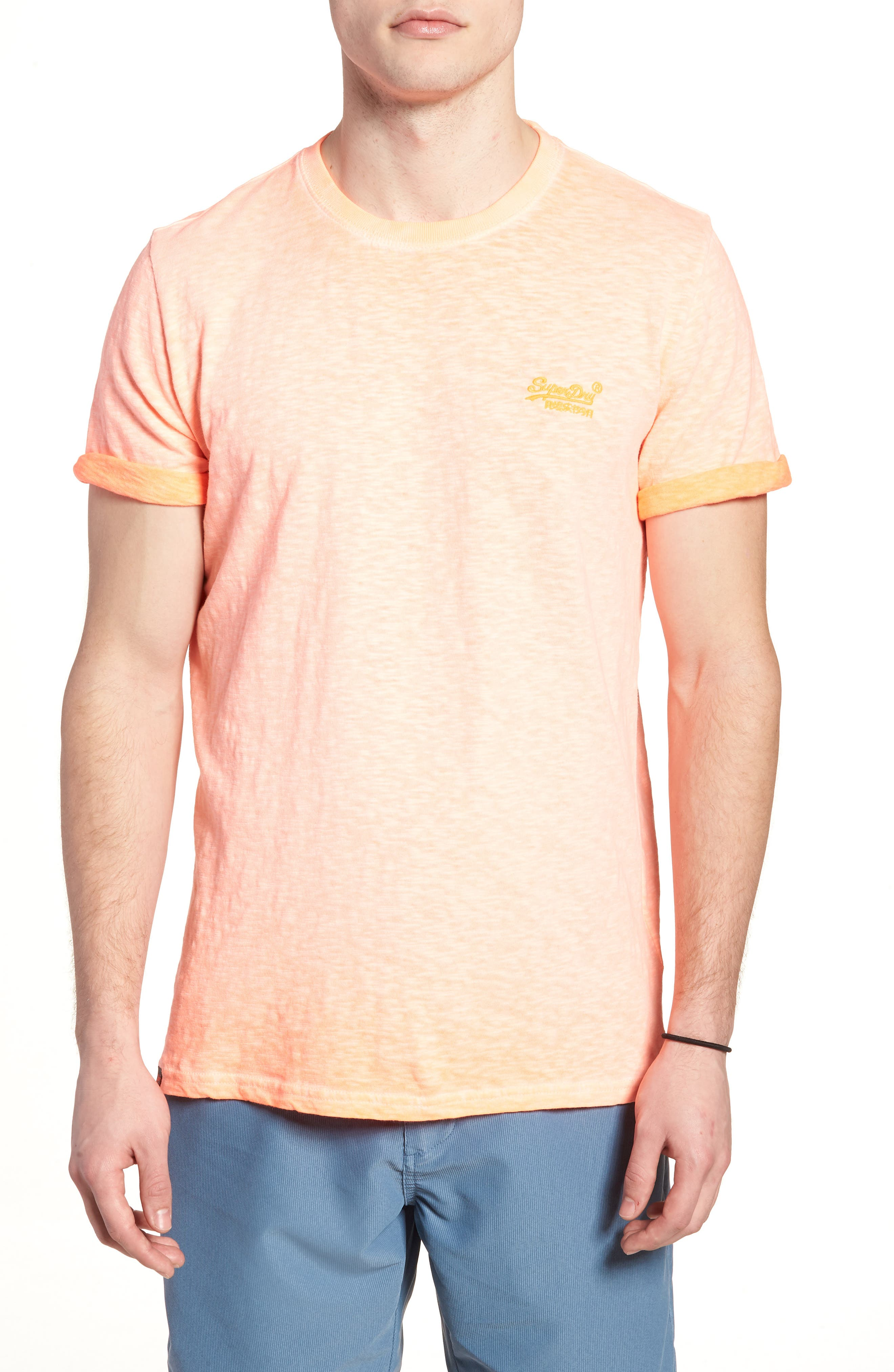 Orange Label Low Roller T-Shirt,                             Main thumbnail 5, color,