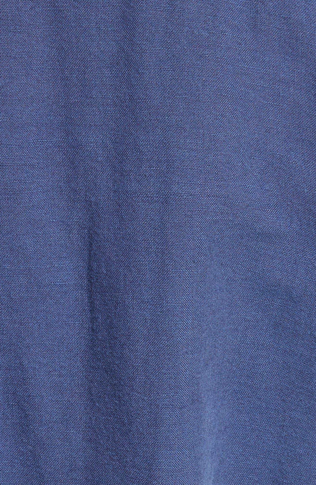 Generation Linen & Cotton Sport Shirt,                             Alternate thumbnail 2, color,                             450